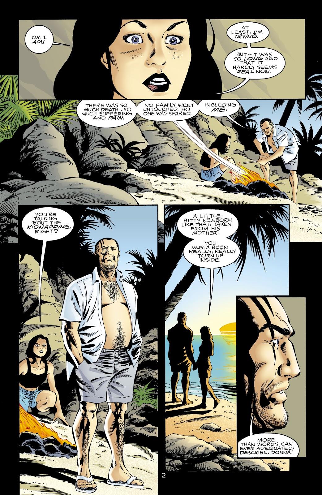 Aquaman (1994) Issue #65 #71 - English 3