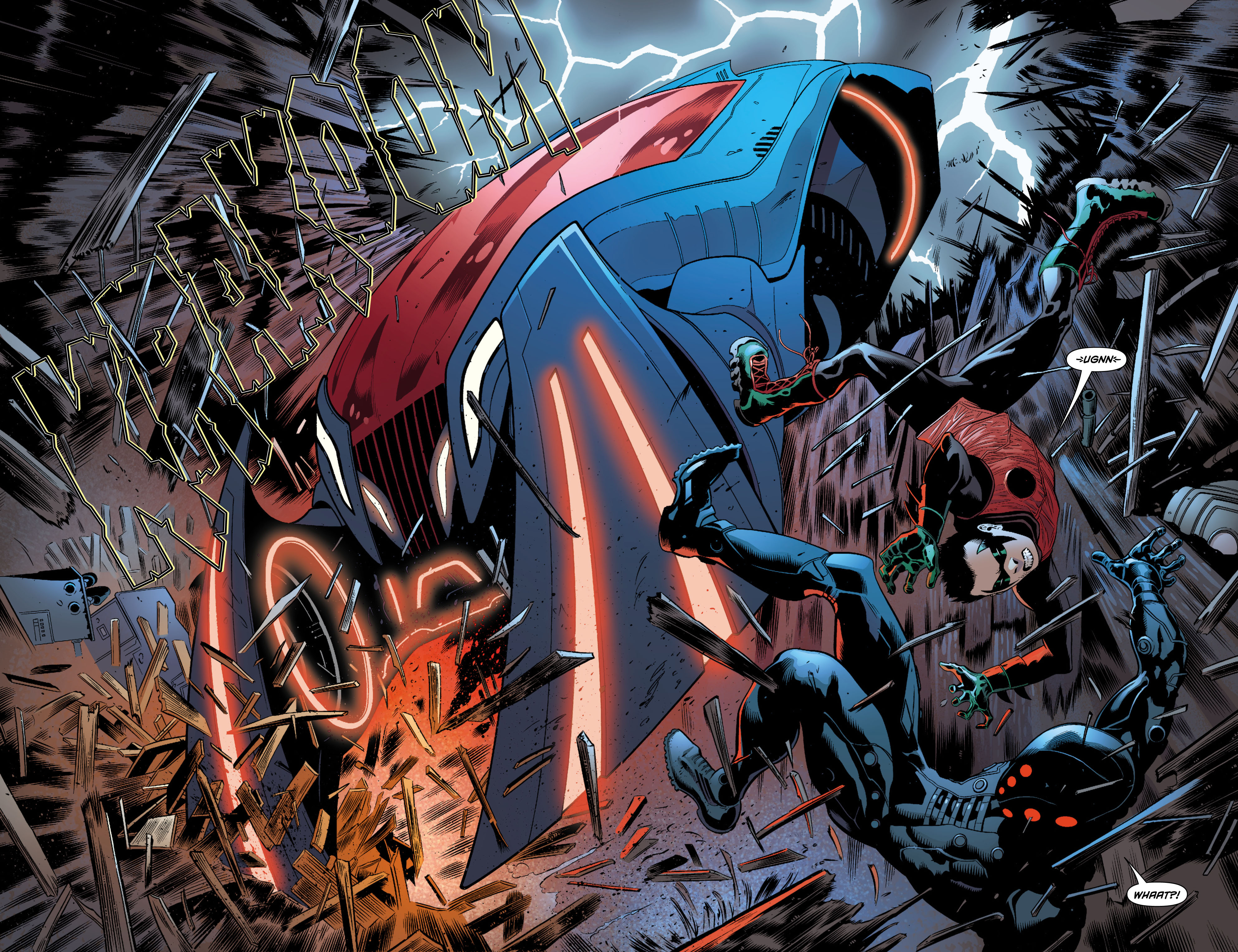 Batman and Robin (2011) chap 1 pic 137