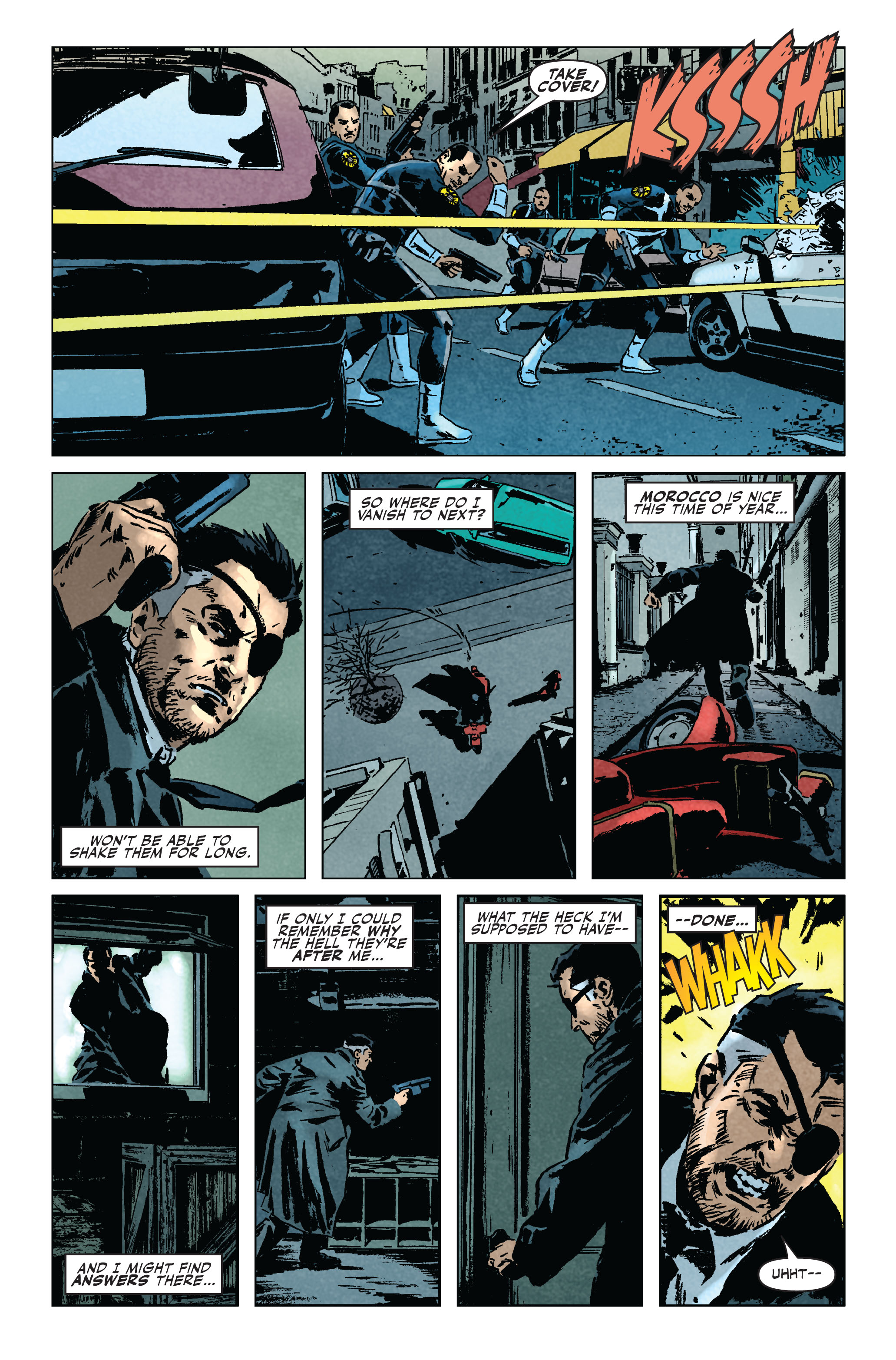 Read online Secret Avengers (2010) comic -  Issue #5 - 5