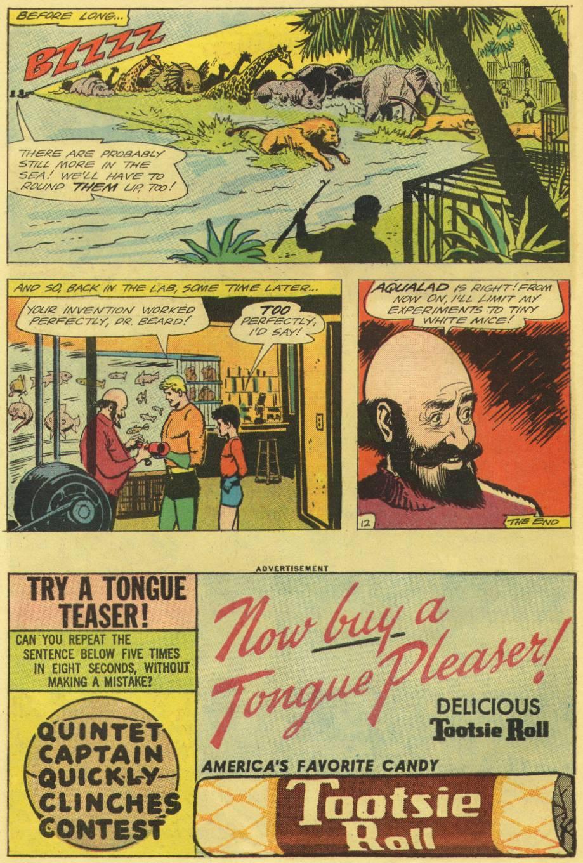 Aquaman (1962) Issue #12 #12 - English 14