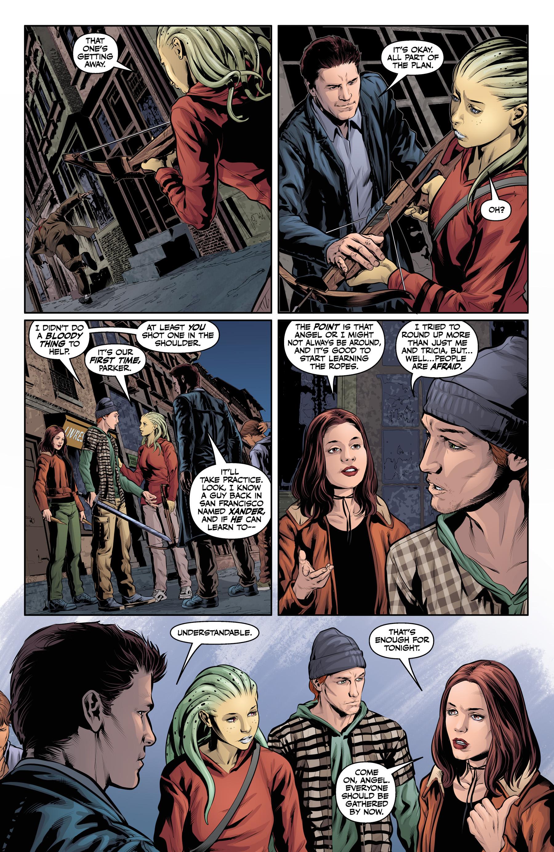 Read online Angel & Faith Season 10 comic -  Issue #21 - 7