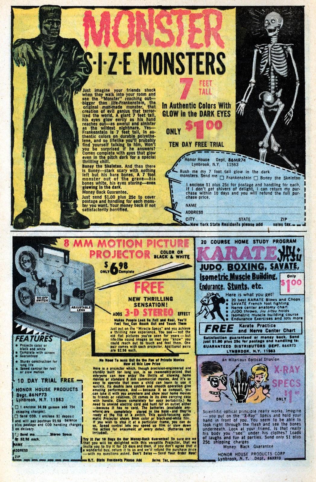 Aquaman (1962) Issue #55 #55 - English 12