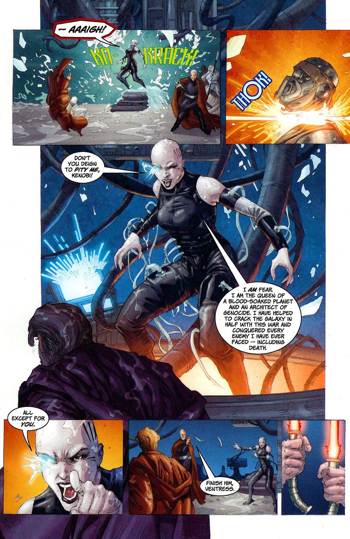 Star Wars: Obsession #5 #5 - English 5