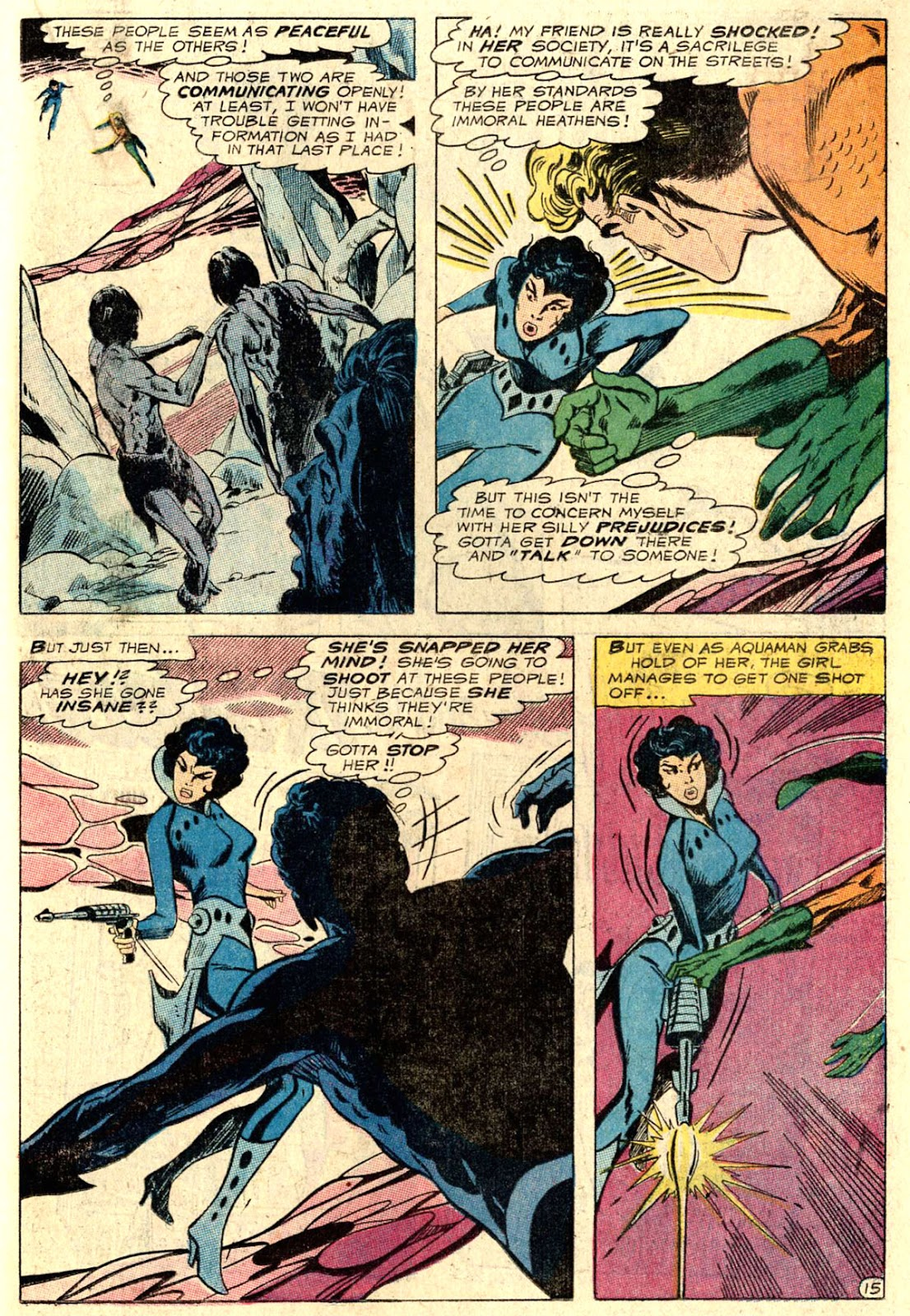 Aquaman (1962) Issue #51 #51 - English 19
