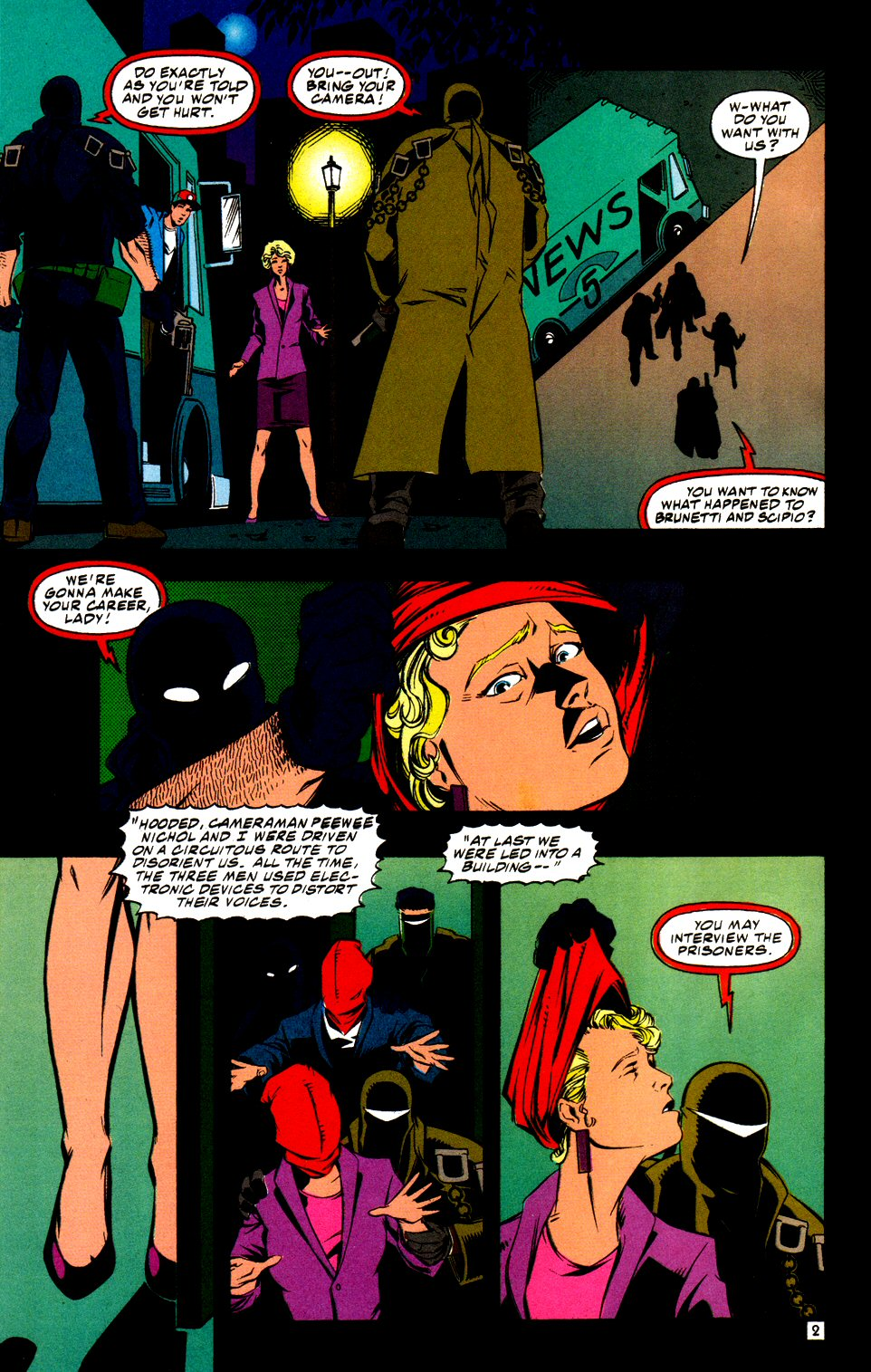 Chain Gang War 2 Page 2