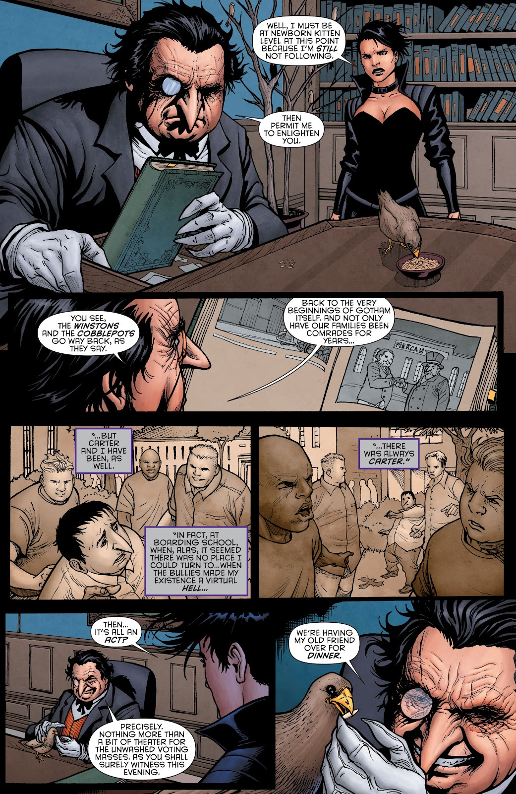 Batman (2011) Issue #23.3 #41 - English 10