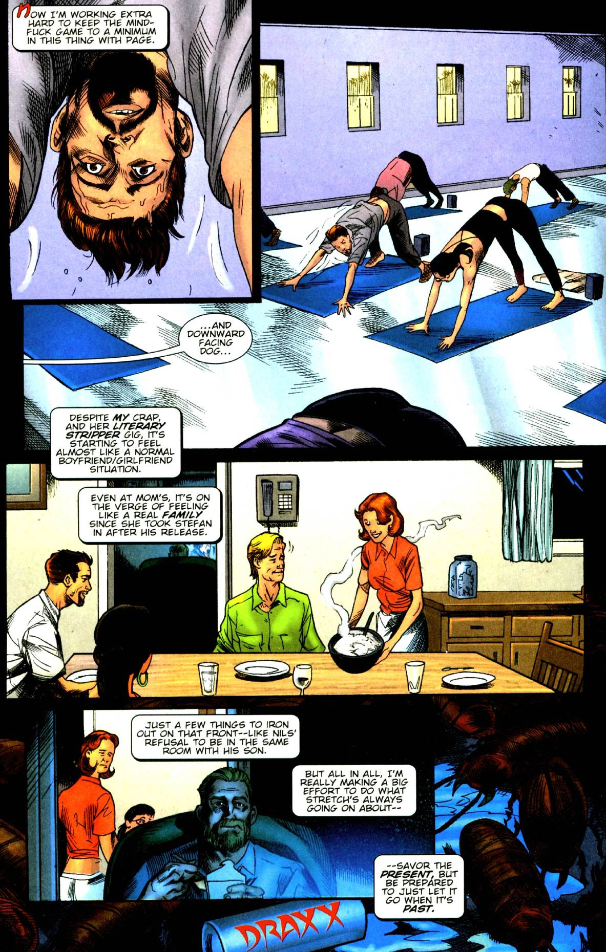The Exterminators 19 Page 2