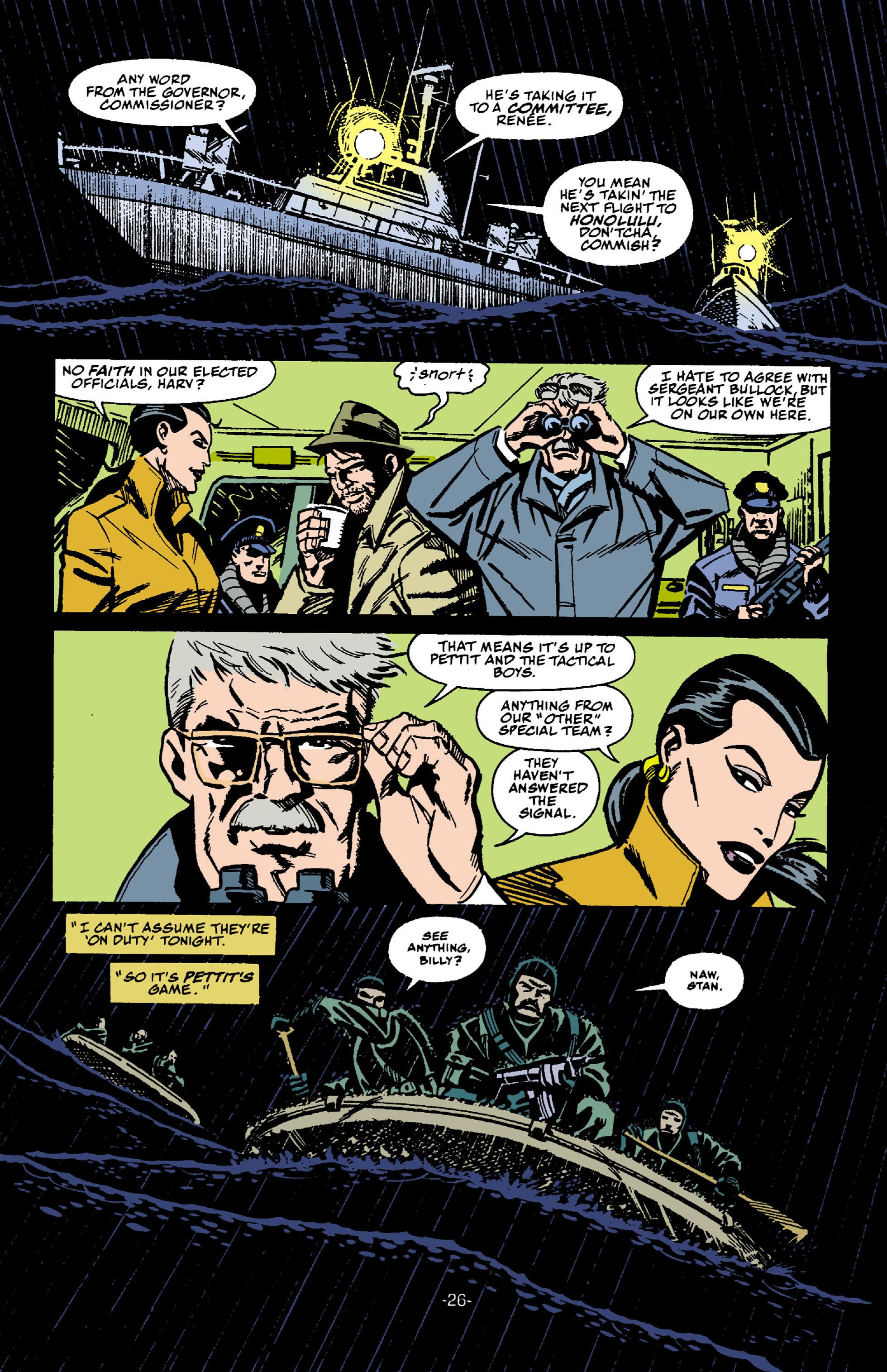 Read online Batman: Bane comic -  Issue # Full - 27