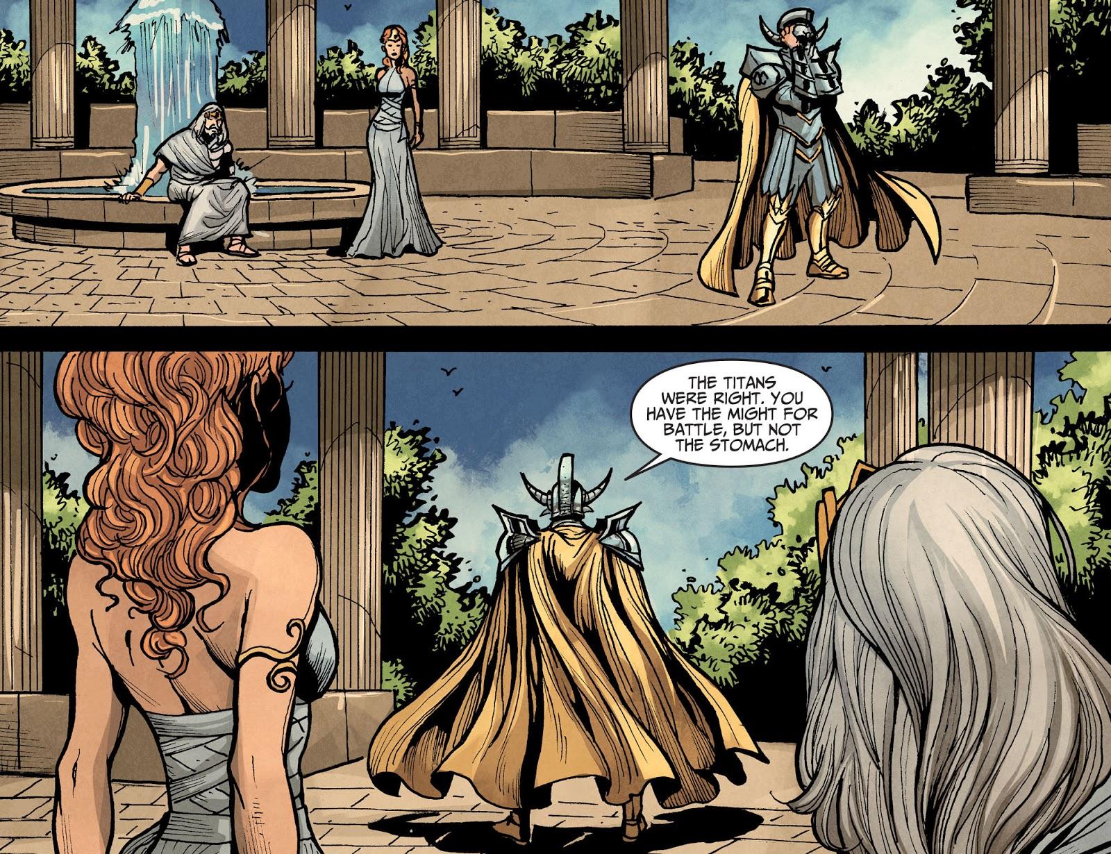 Injustice: Gods Among Us Year Four Issue #16 #17 - English 12