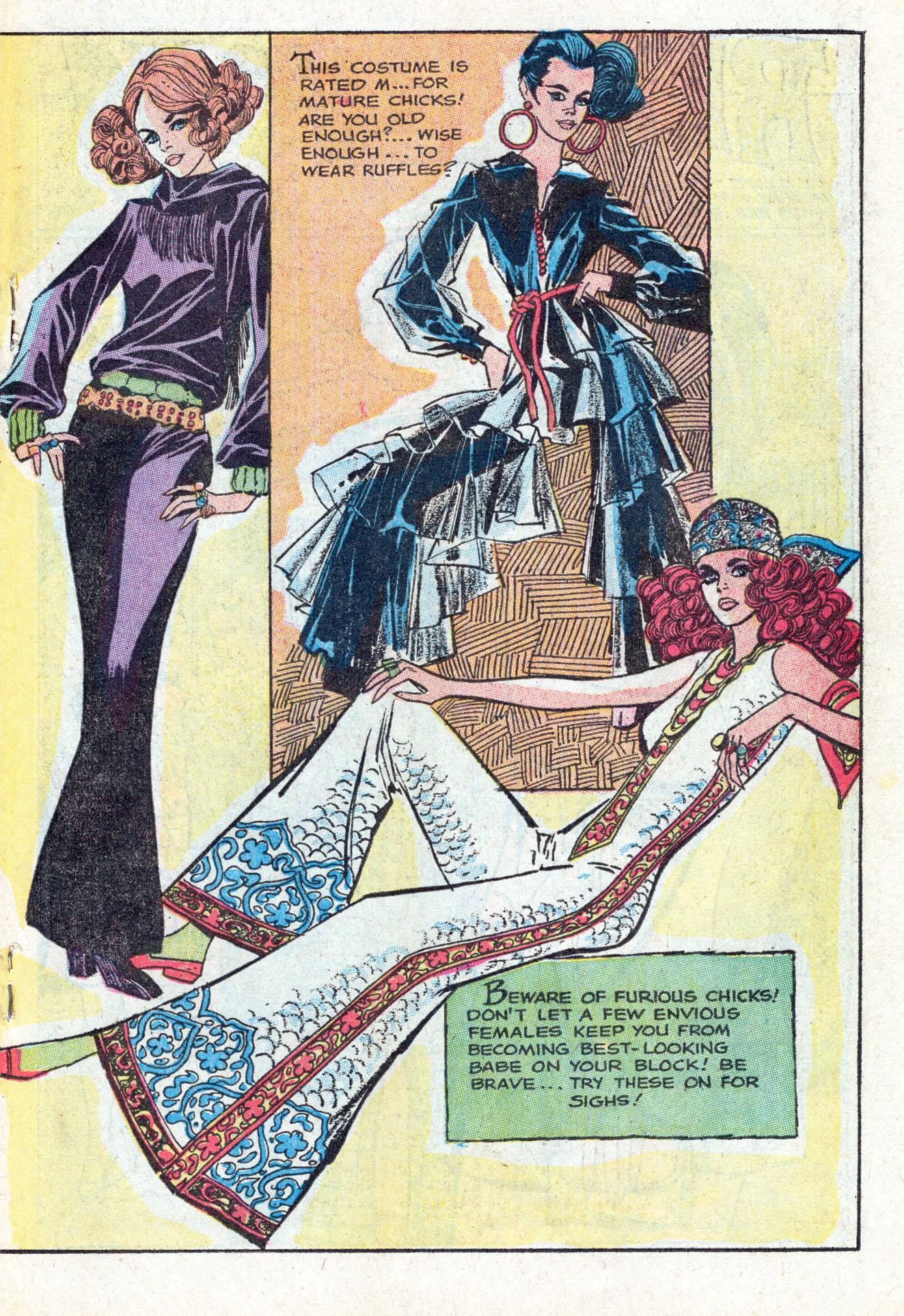 Read online Secret Hearts comic -  Issue #142 - 19