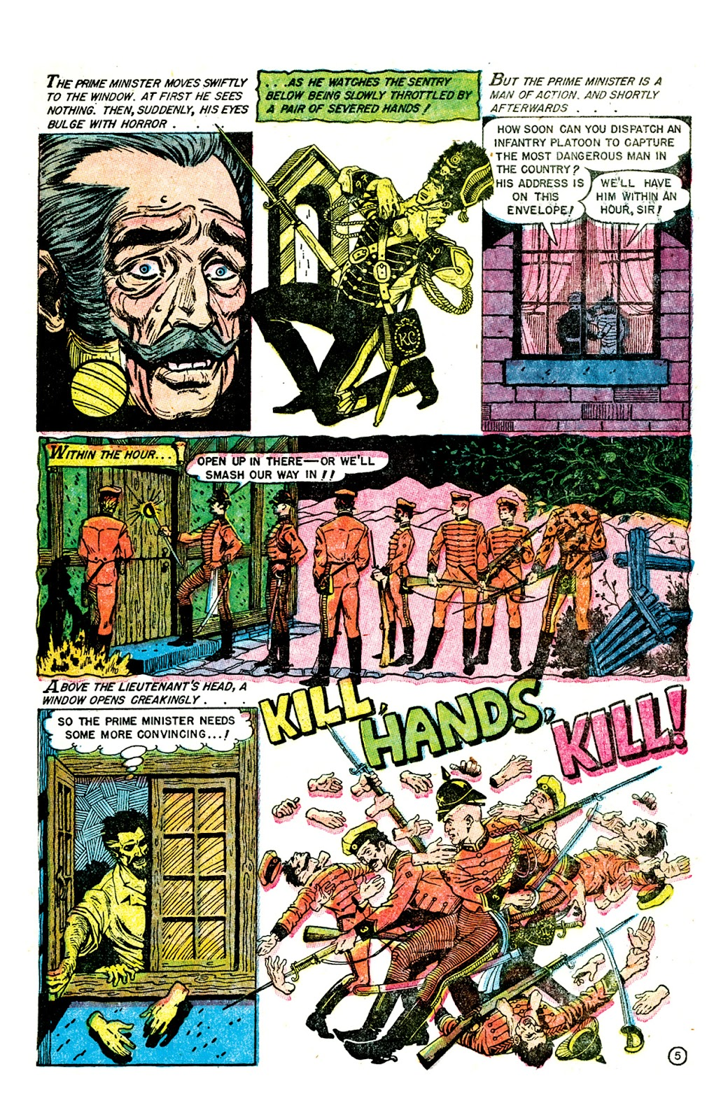 Haunted Horror Issue #2 #2 - English 31