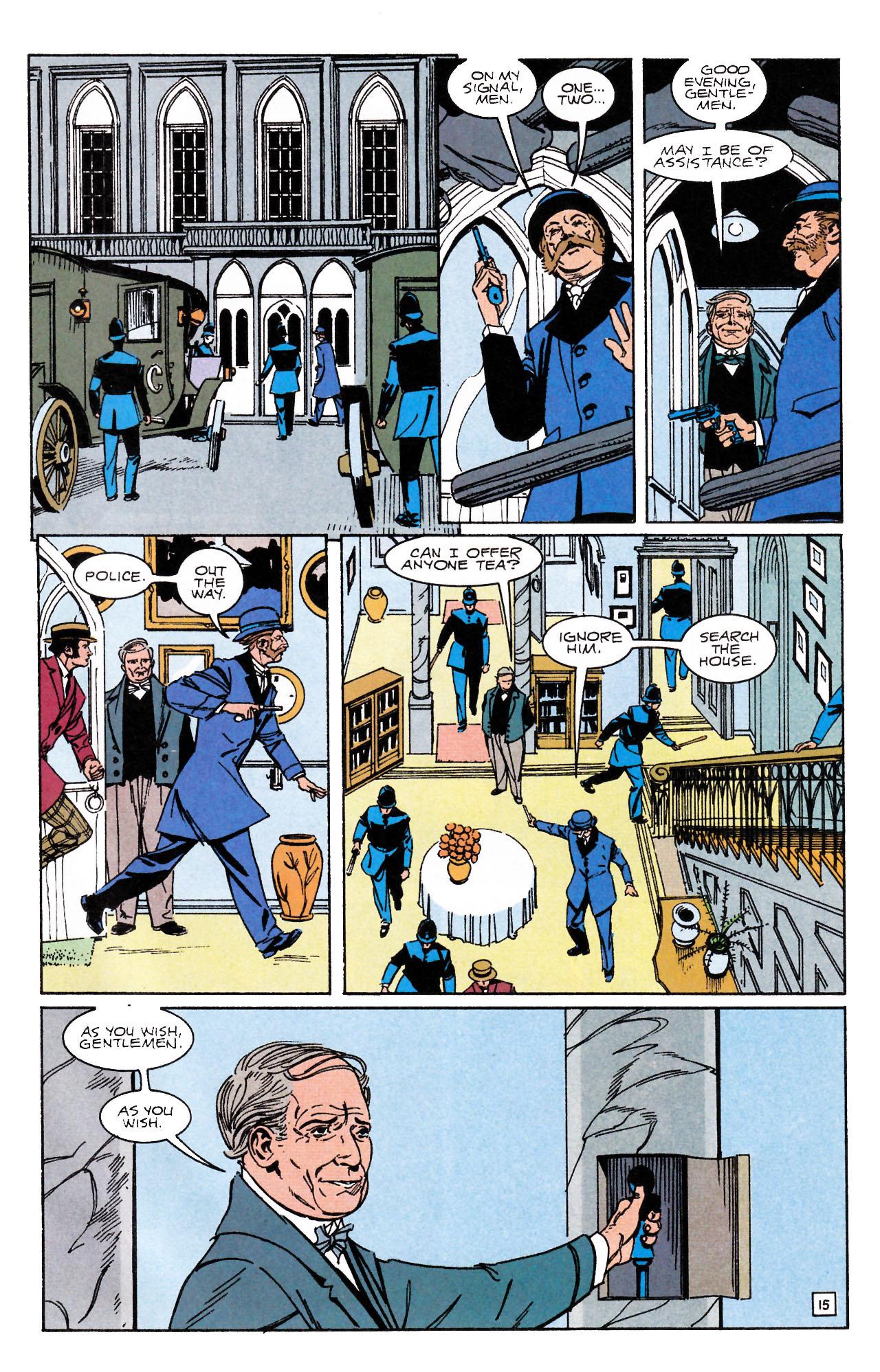 Read online Sebastian O comic -  Issue #1 - 19