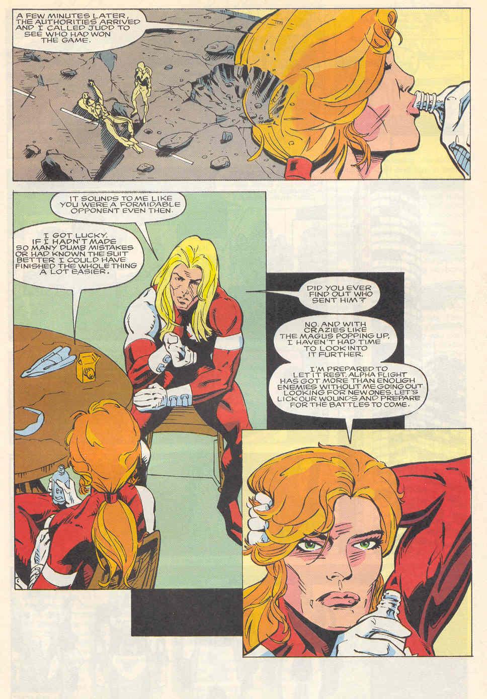 Alpha Flight (1983) 113 Page 21
