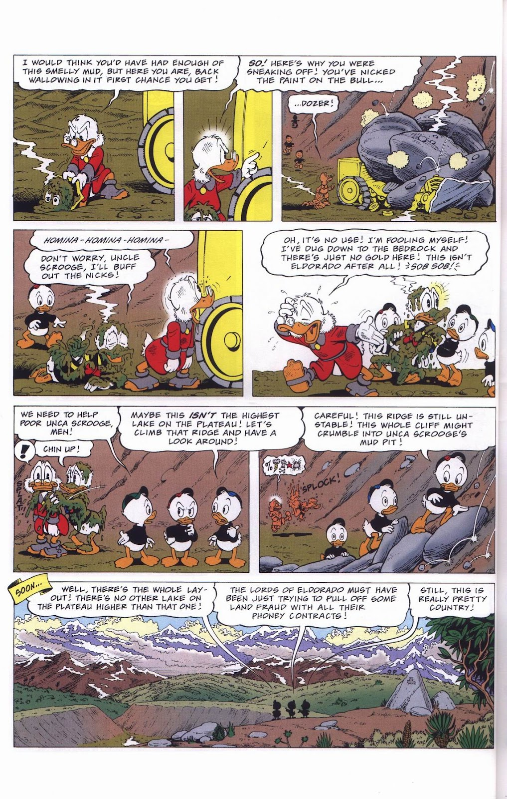 Uncle Scrooge (1953) Issue #311 #311 - English 28