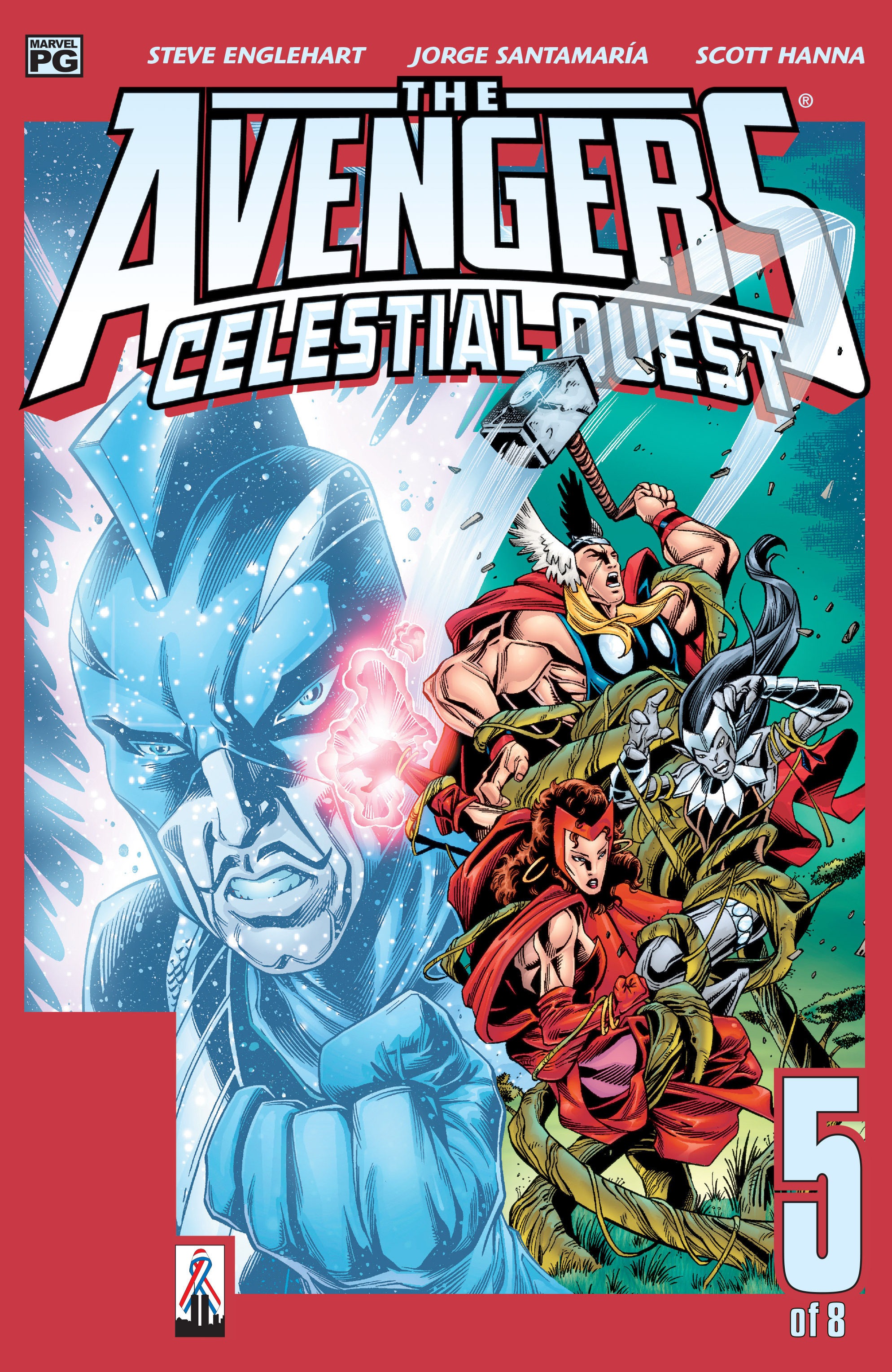 Avengers: Celestial Quest 5 Page 1