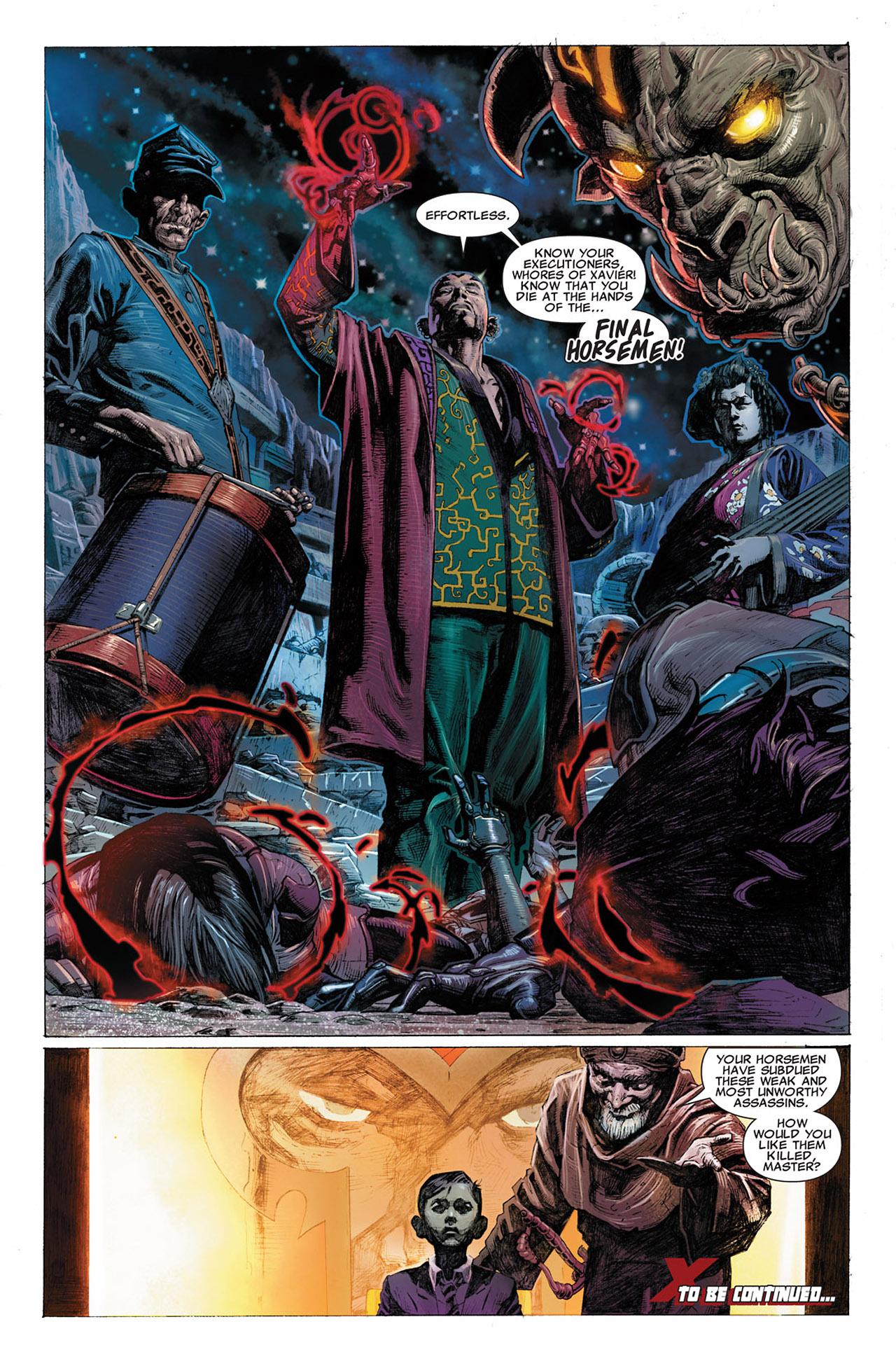 Uncanny X-Force (2010) #2 #36 - English 24