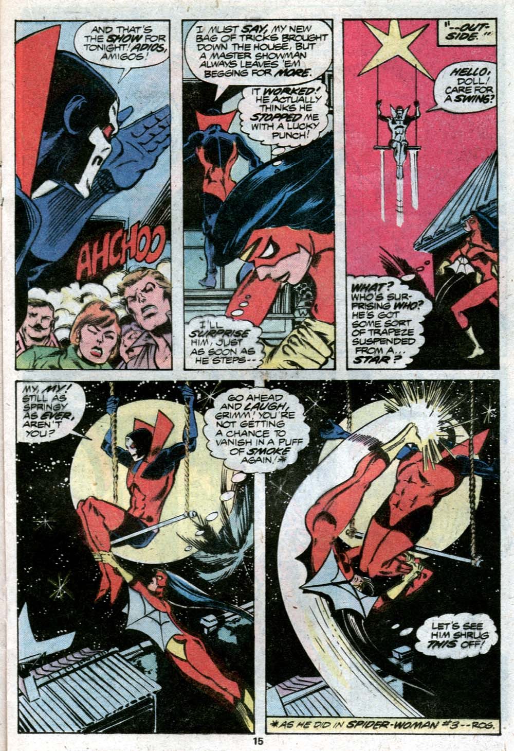 Spider-Woman (1978) Issue #11 #11 - English 10