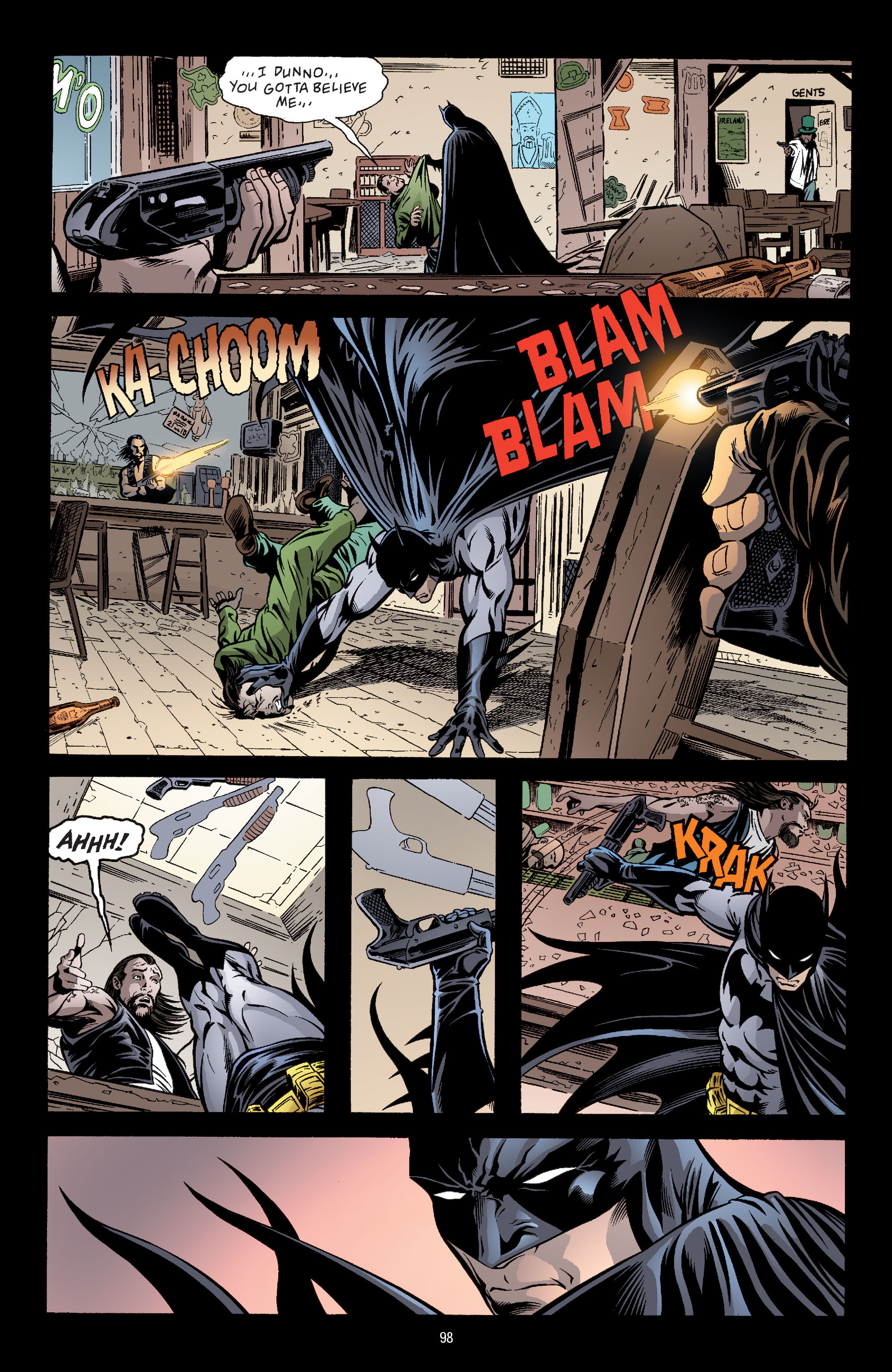 Batman: The Man Who Laughs chap 1 pic 99