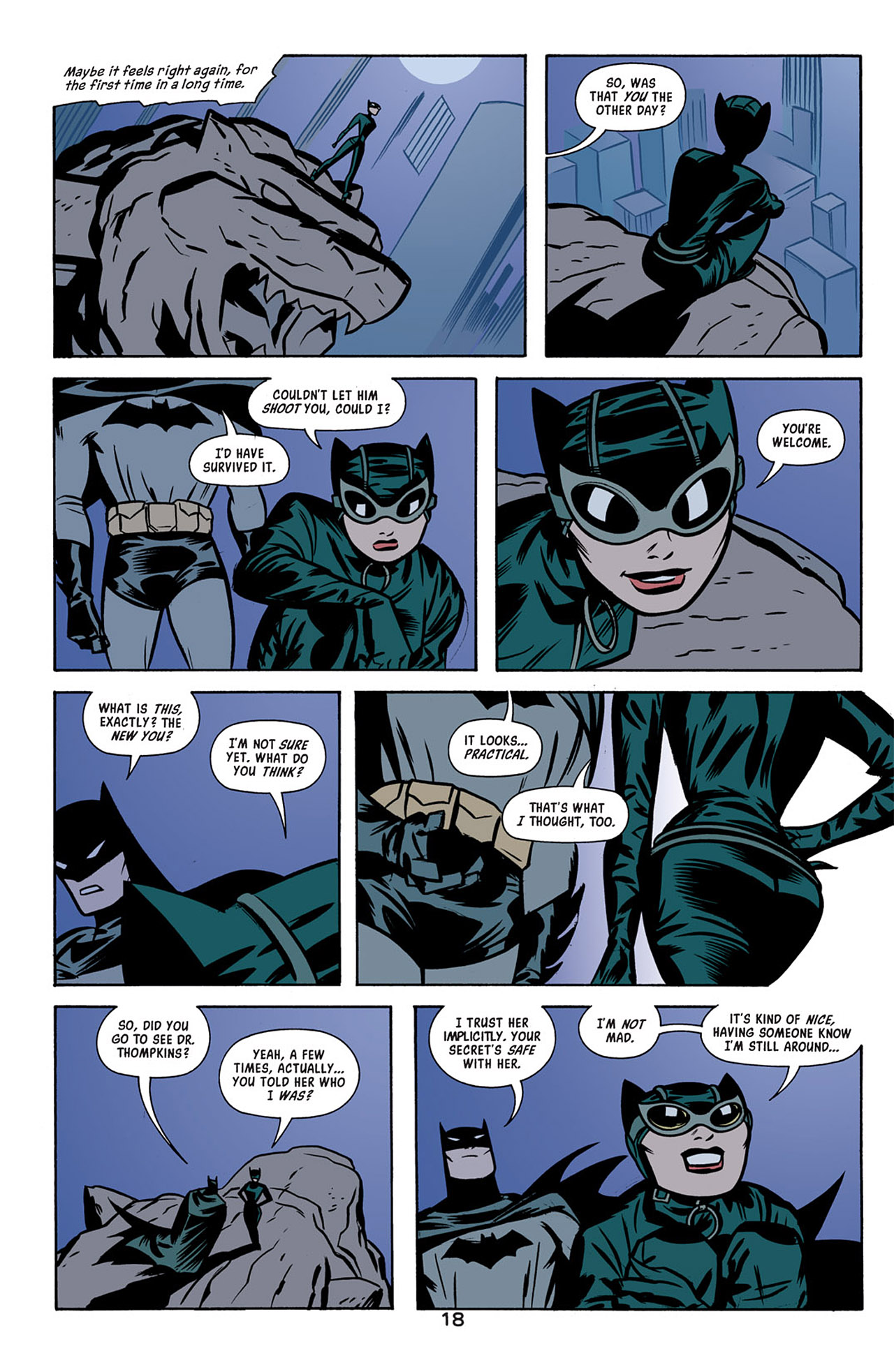 Catwoman (2002) #1 #83 - English 19