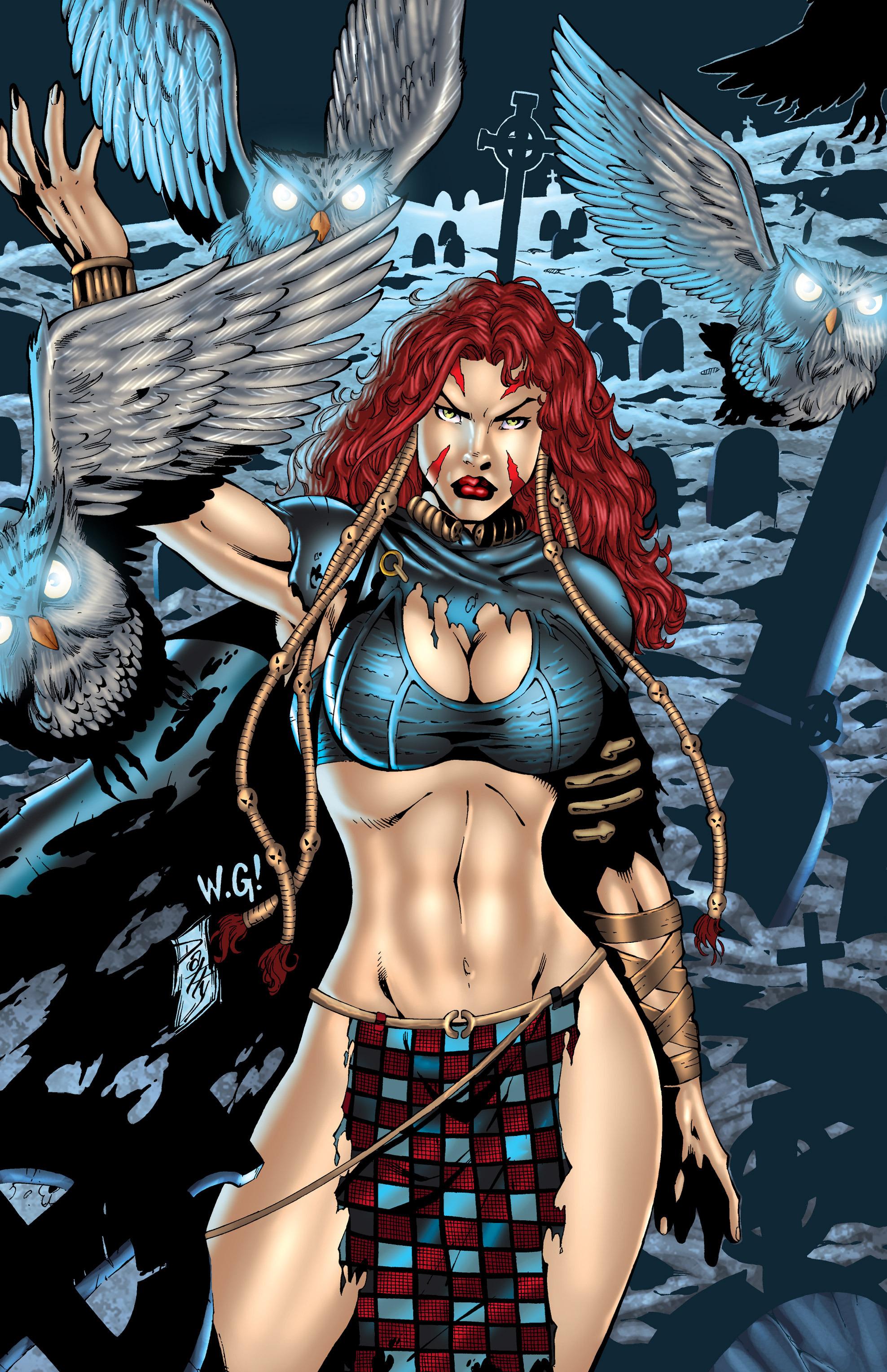 Read online Belladonna comic -  Issue #0 - 39