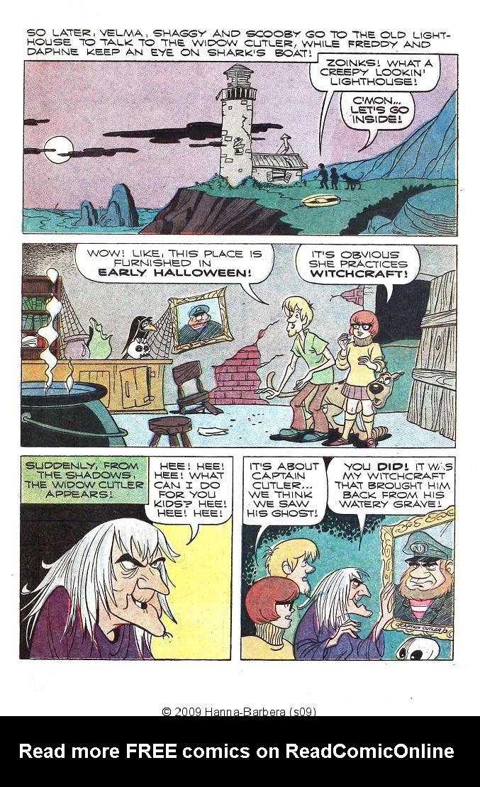 Read online Scooby-Doo... Where Are You! (1970) comic -  Issue #4 - 7