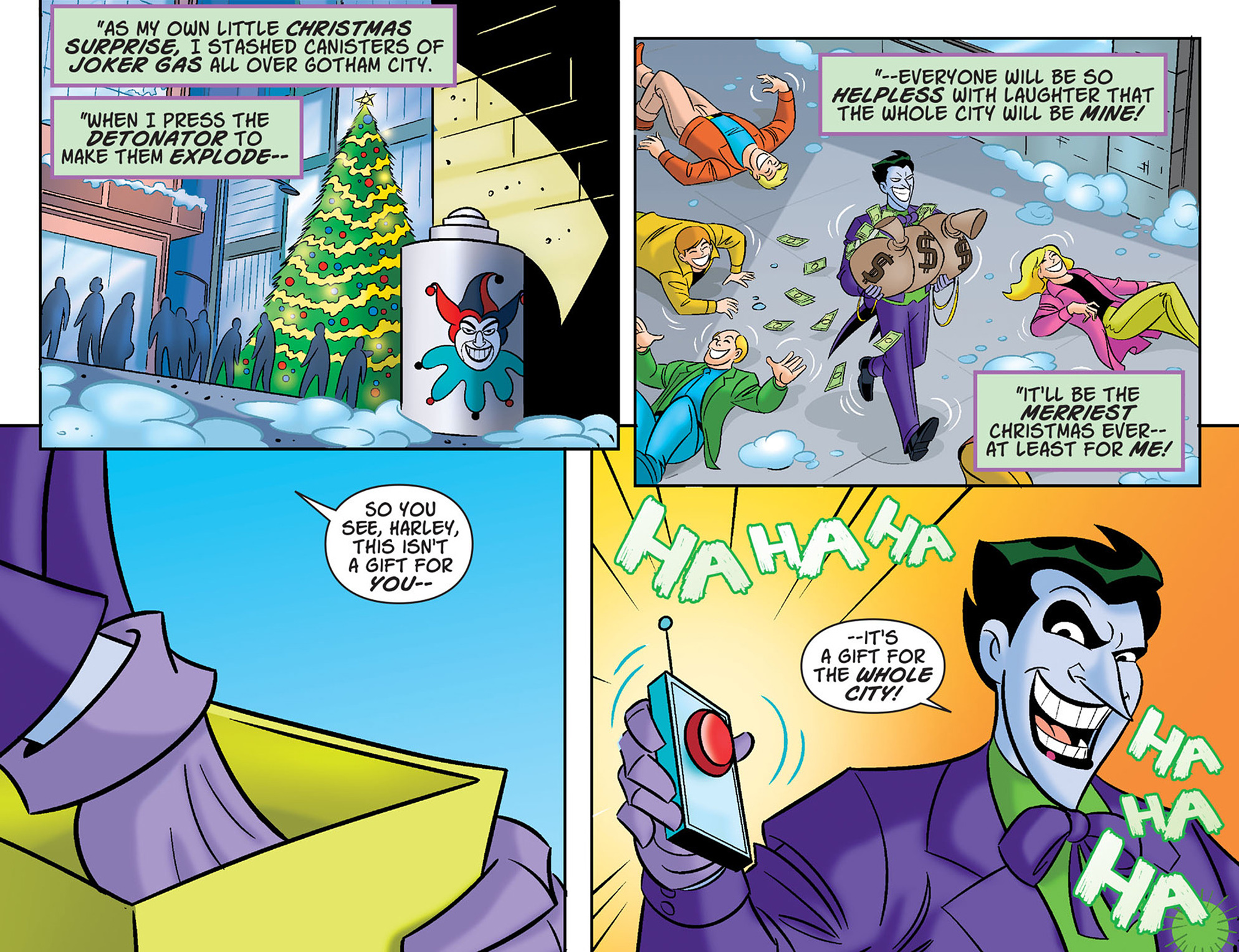Read online Scooby-Doo! Team-Up comic -  Issue #42 - 15