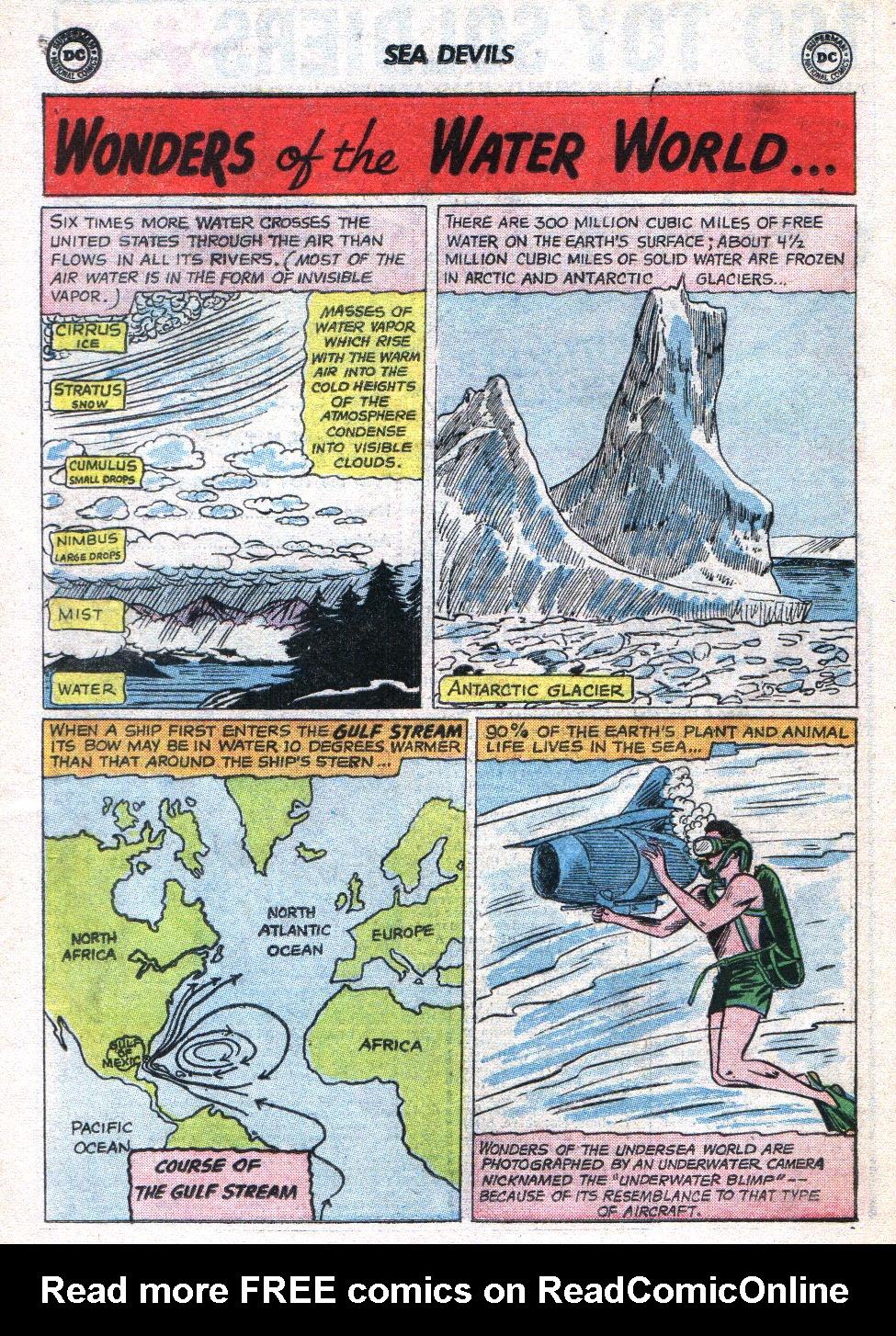 Read online Sea Devils comic -  Issue #14 - 18