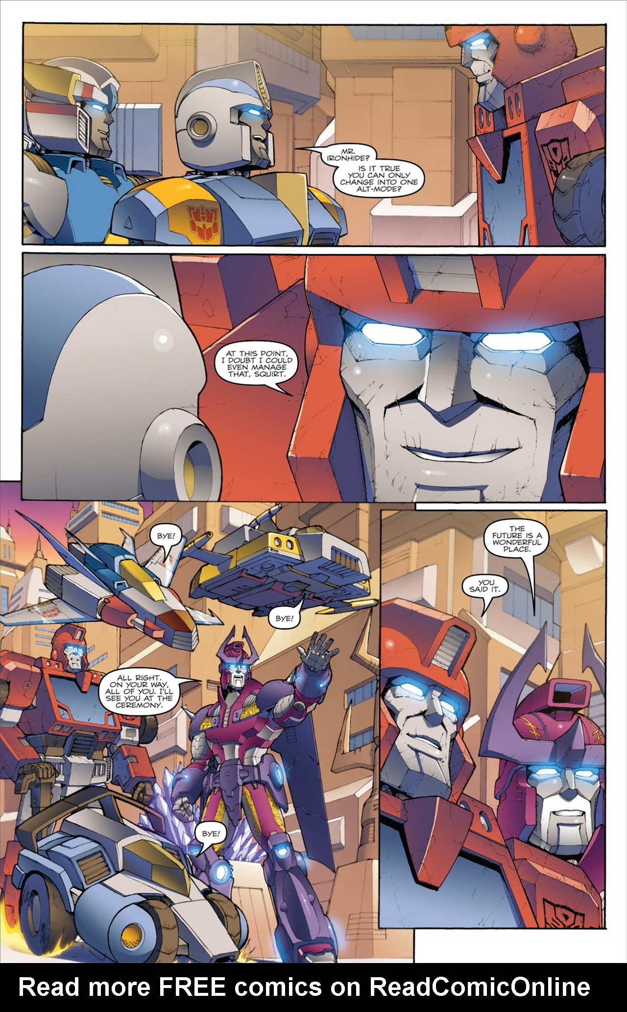 The Transformers (2009) chap 31 pic 15