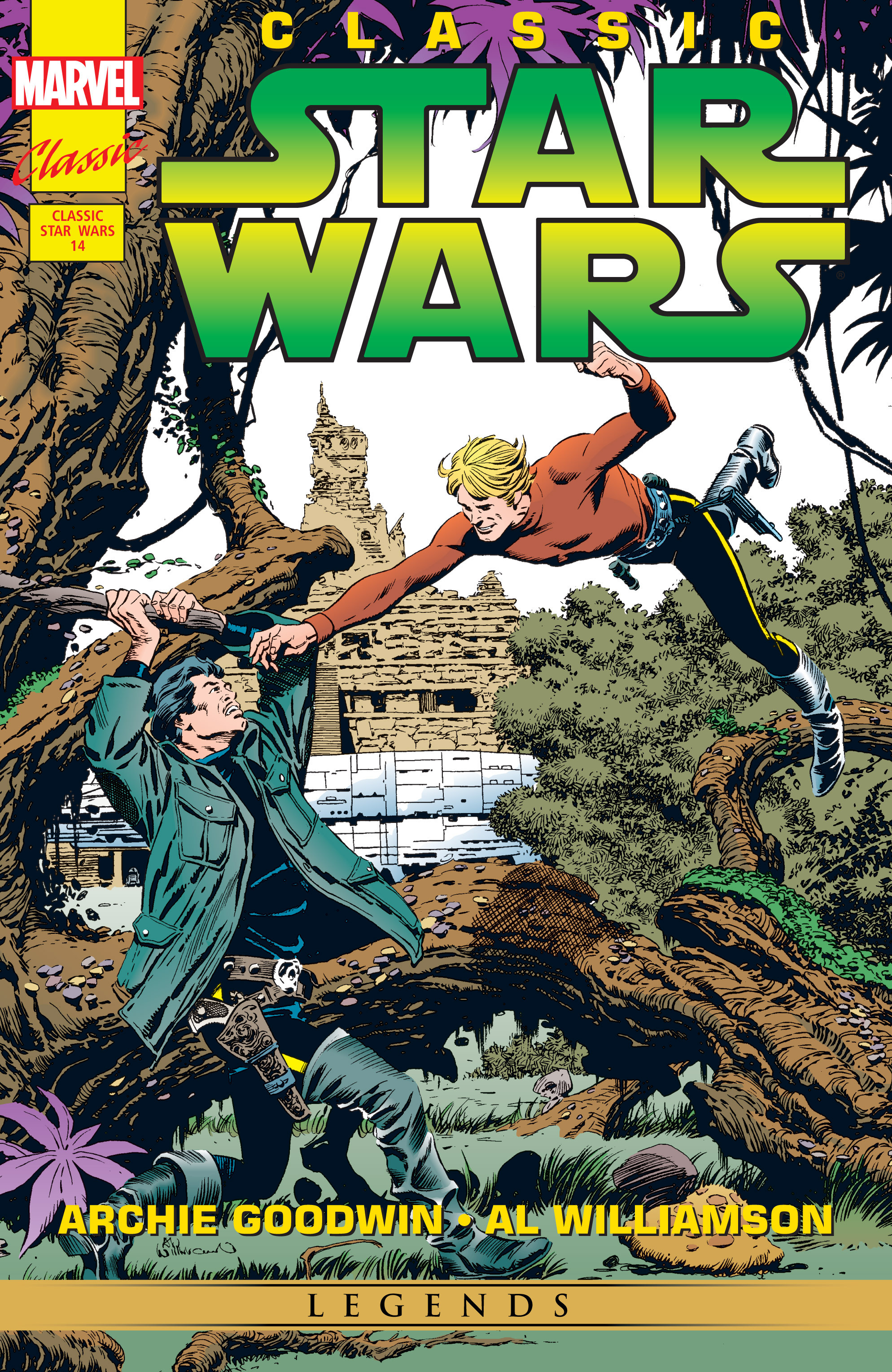 Classic Star Wars #14 #14 - English 1
