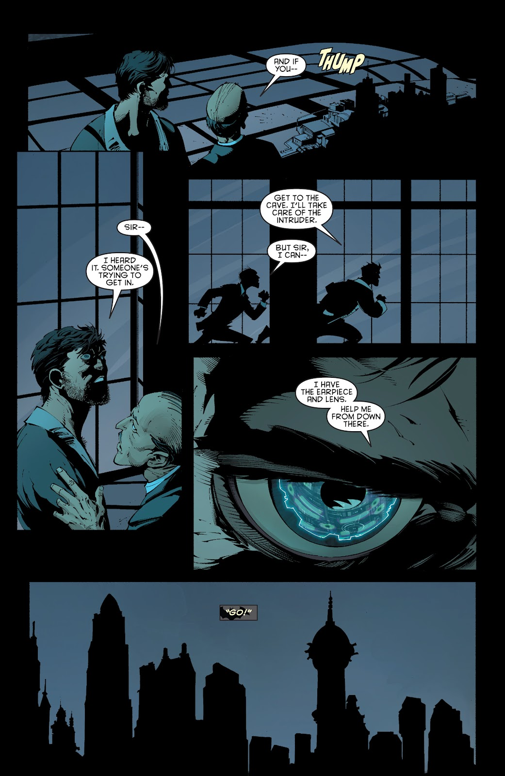Batman (2011) Issue #8 #23 - English 6