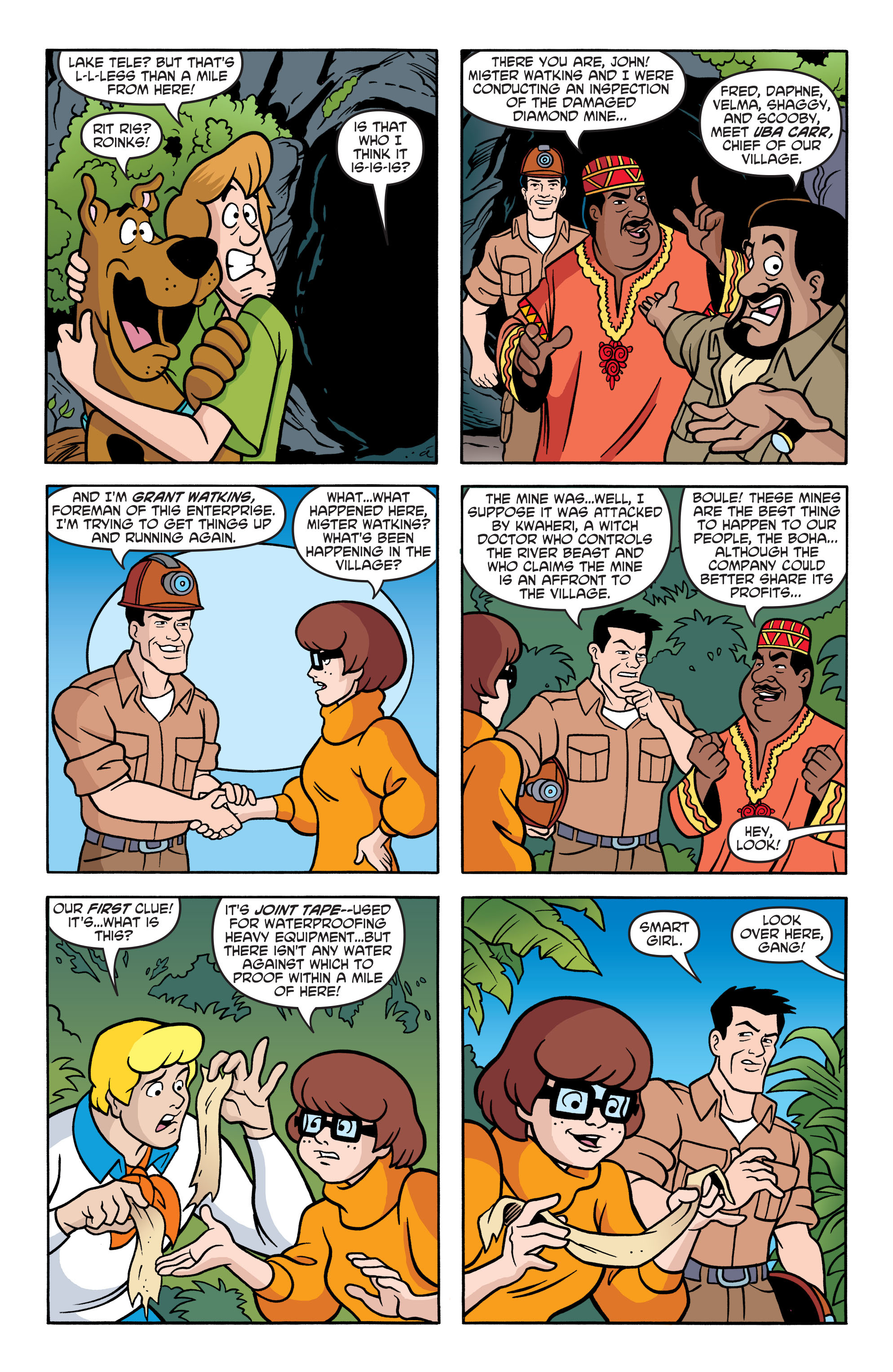 Read online Scooby-Doo: Where Are You? comic -  Issue #67 - 13