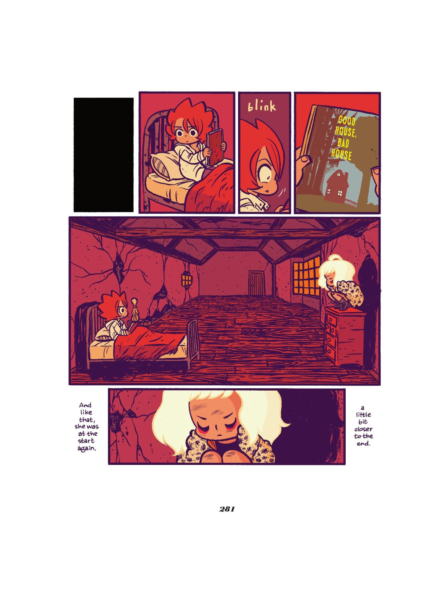 Read online Seconds comic -  Issue # Full - 281