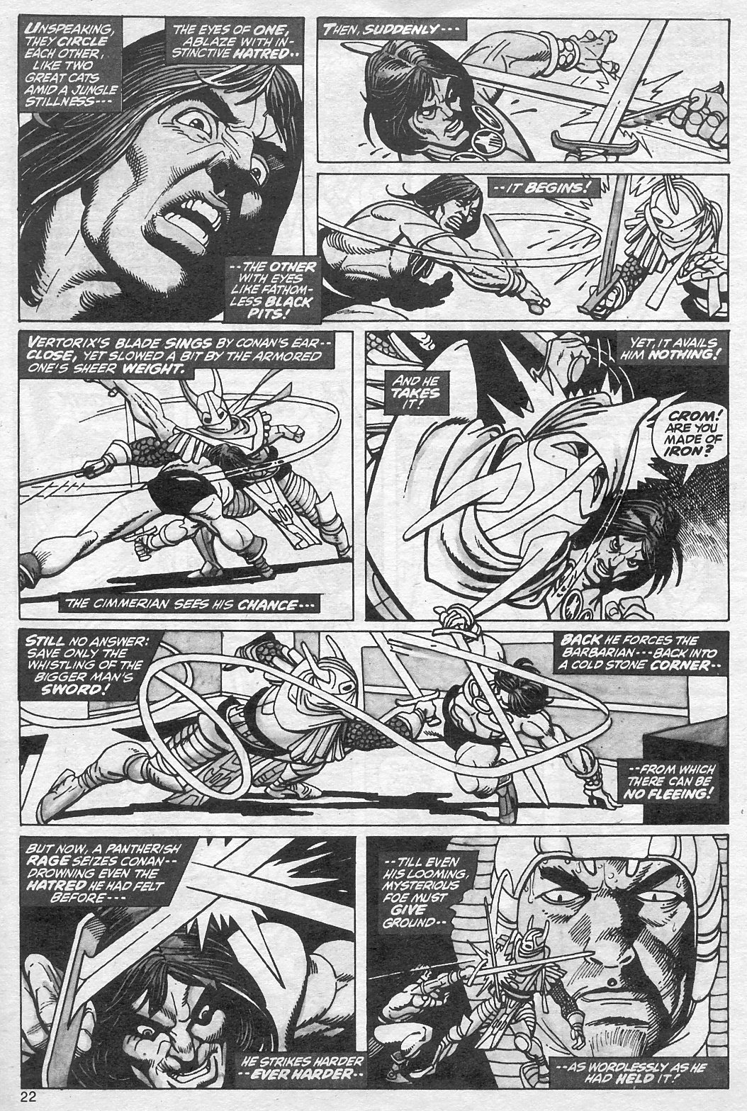 The Savage Sword Of Conan Issue #13 #14 - English 22