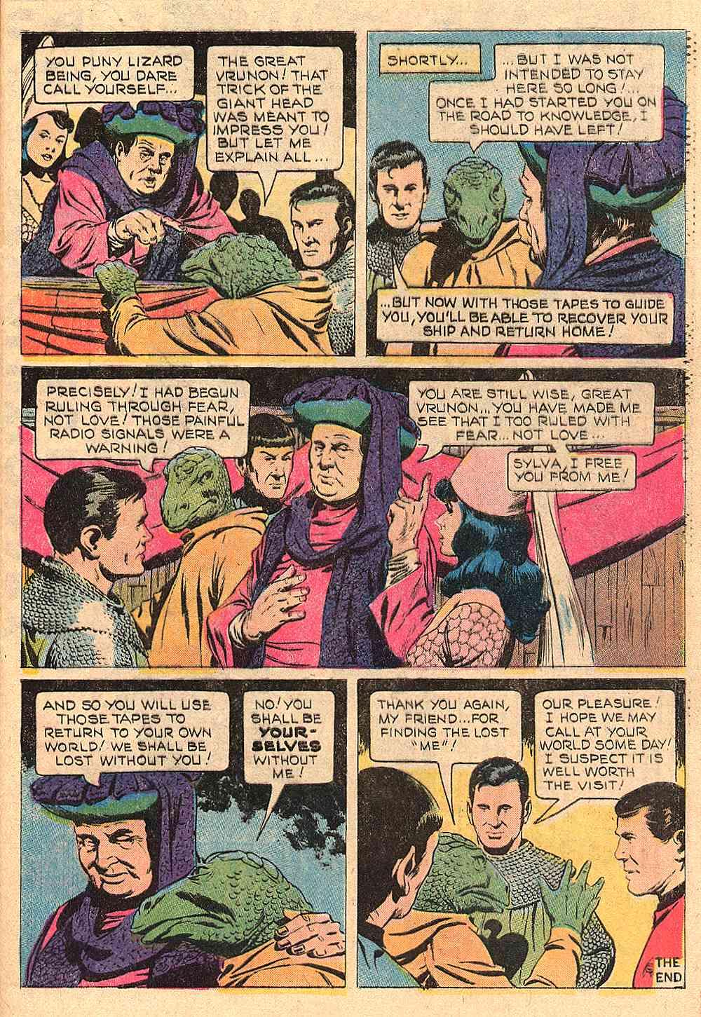 Star Trek (1967) #57 #57 - English 23
