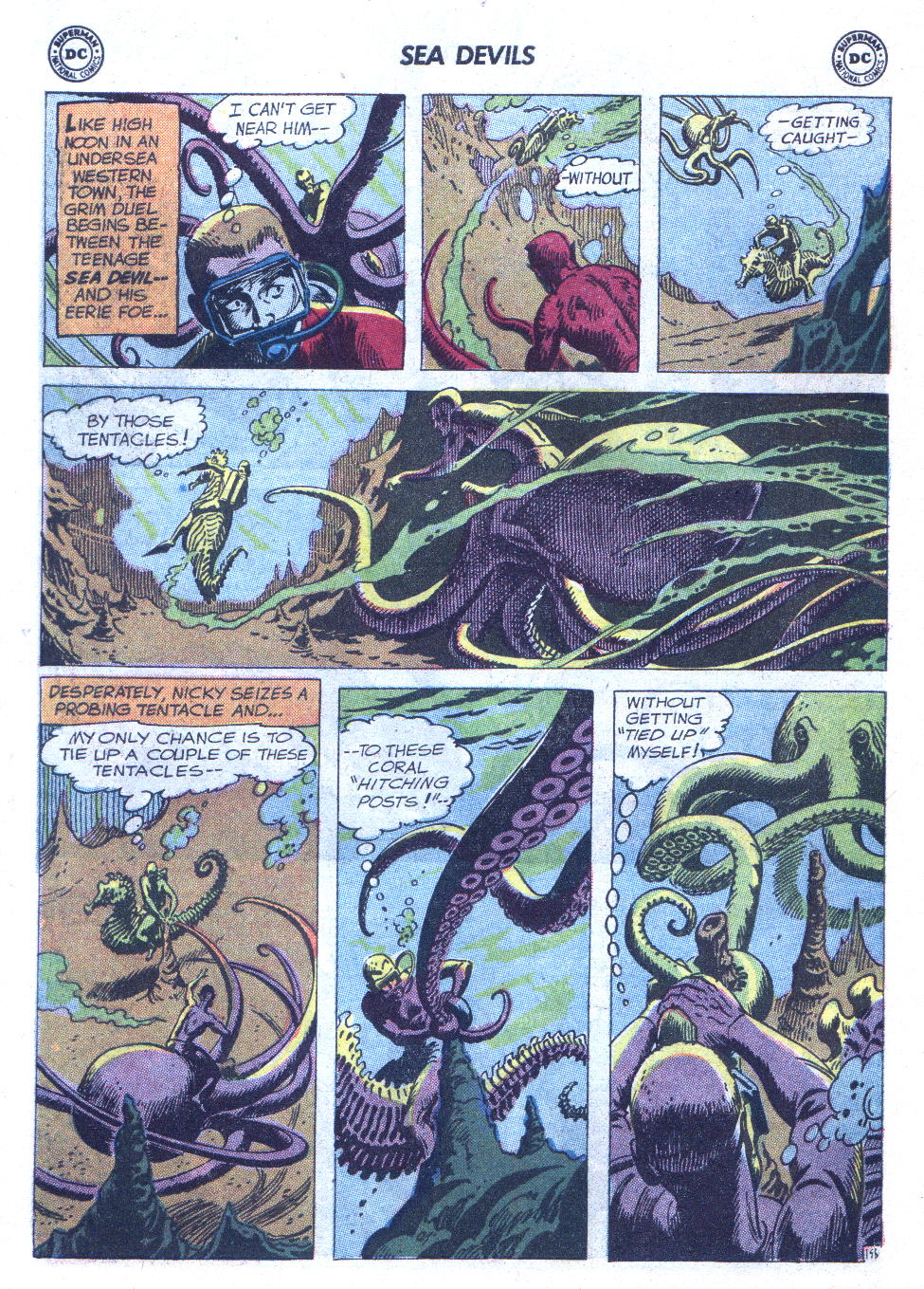 Read online Sea Devils comic -  Issue #6 - 27