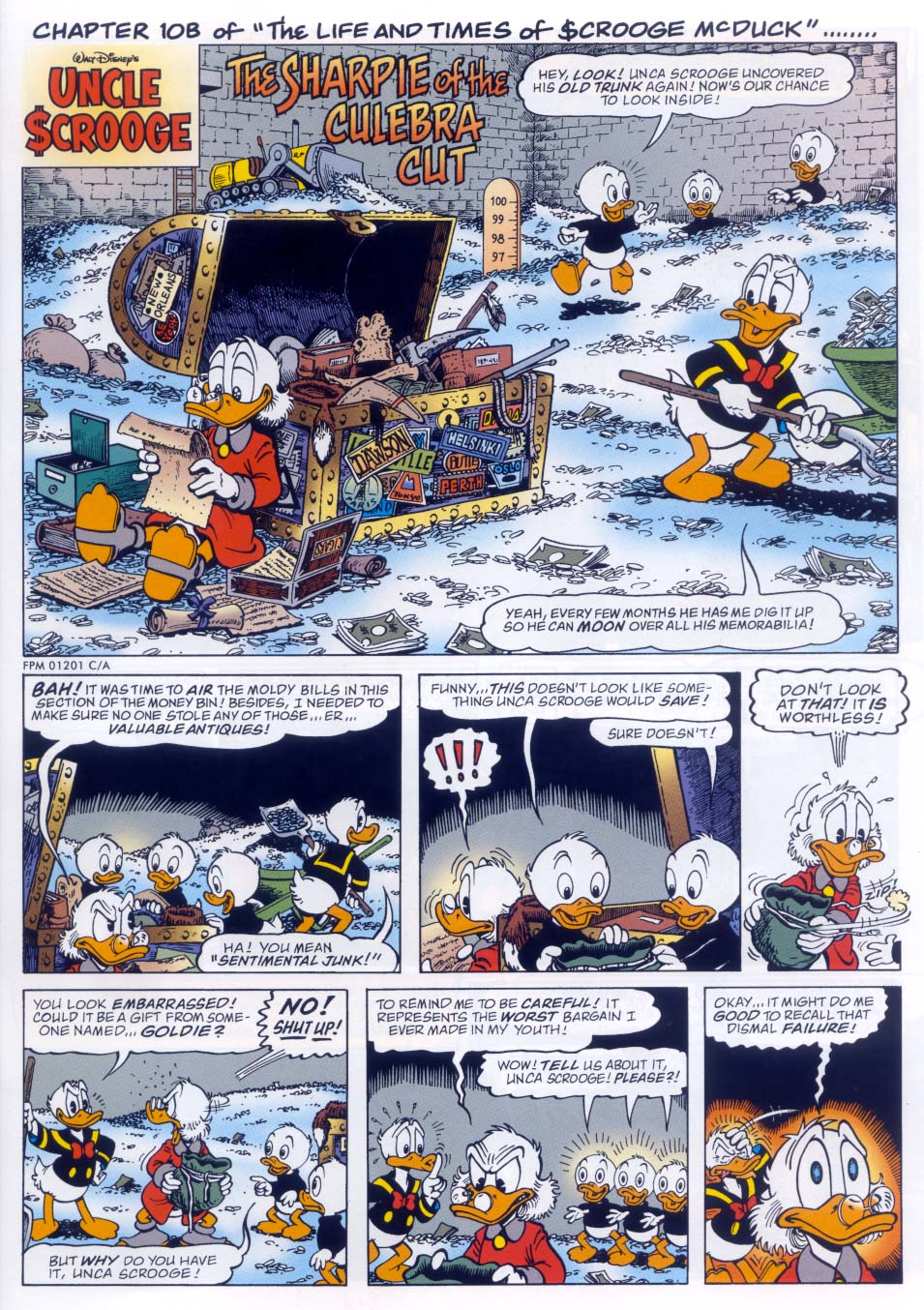 Uncle Scrooge (1953) Issue #332 #332 - English 3