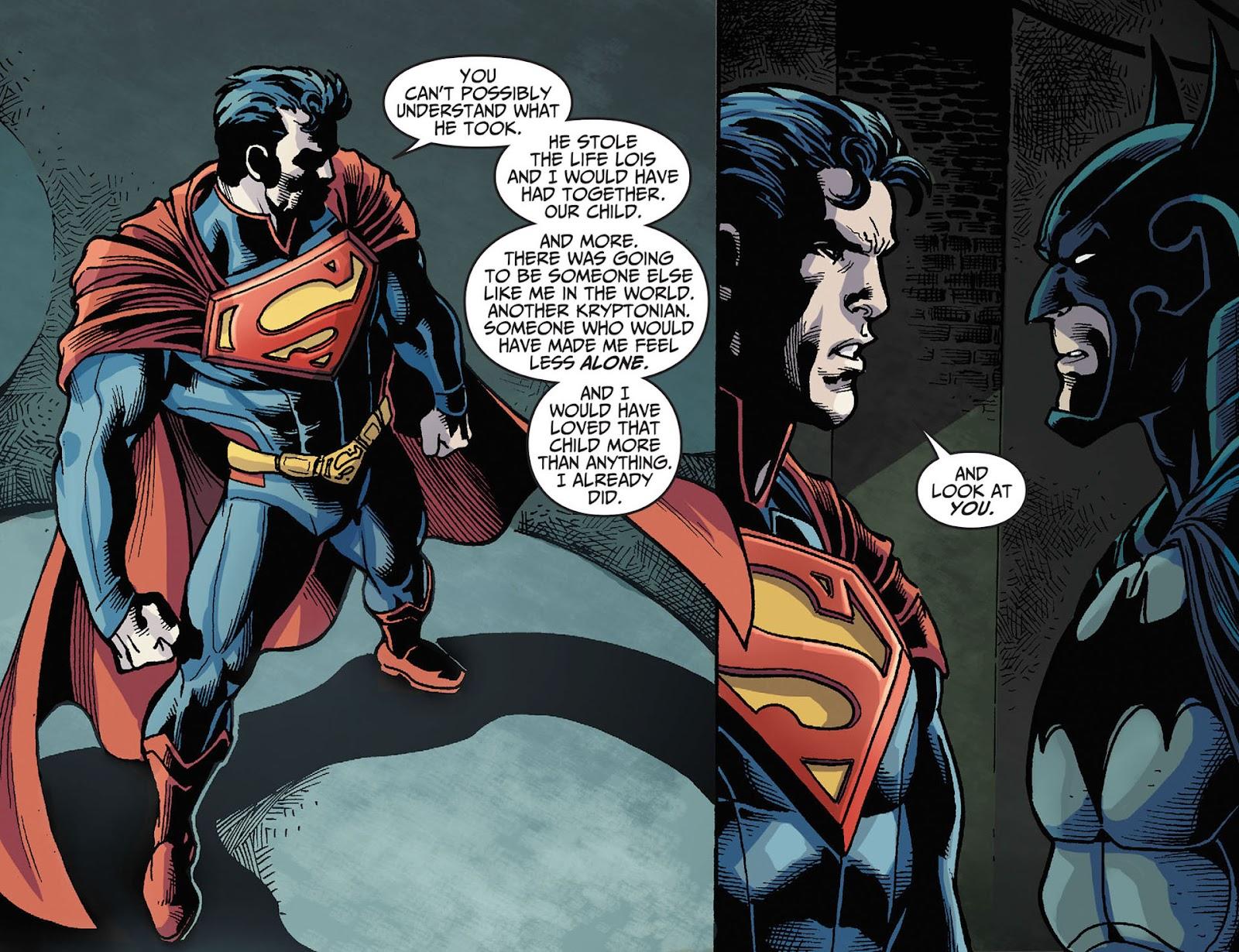 Injustice: Gods Among Us [I] Issue #11 #12 - English 11