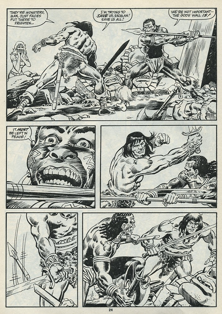 The Savage Sword Of Conan Issue #182 #183 - English 26