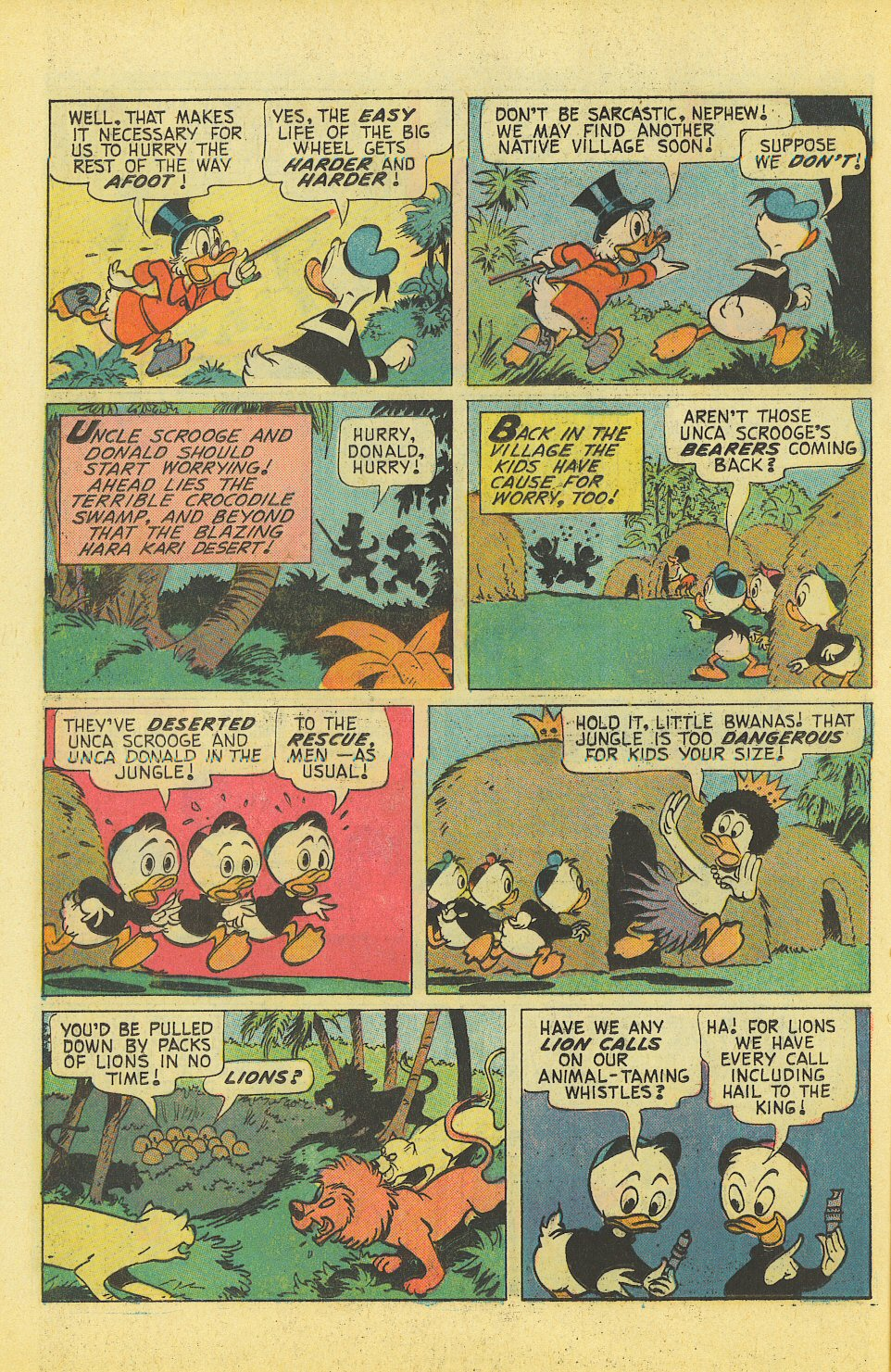 Uncle Scrooge (1953) Issue #127 #127 - English 12