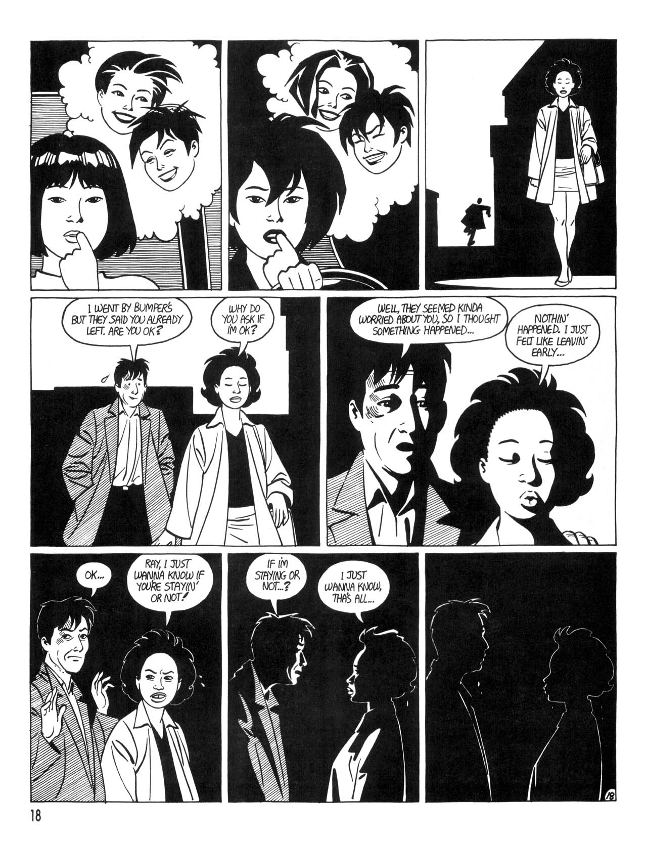 Love and Rockets (1982) #35 #35 - English 20