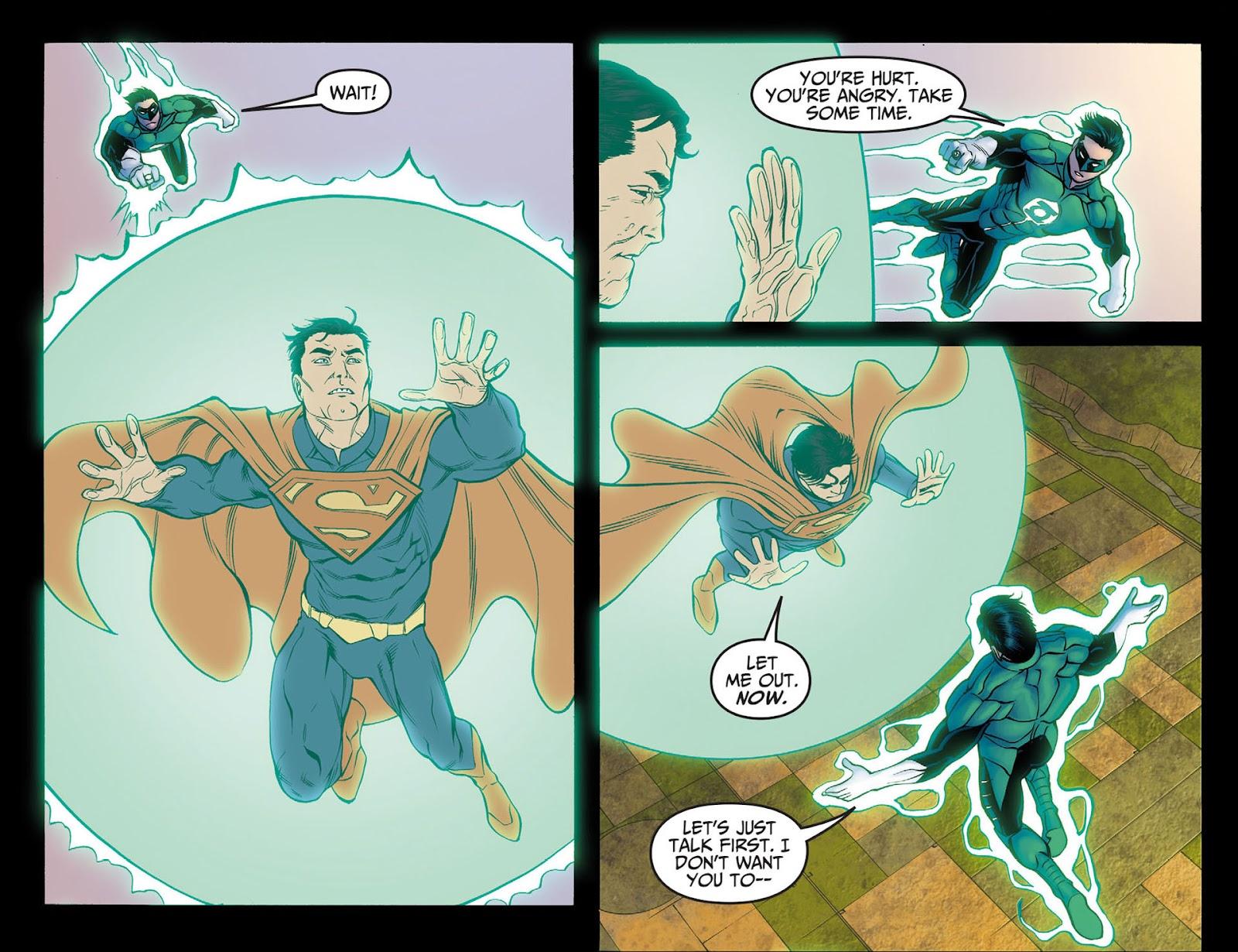 Injustice: Gods Among Us [I] Issue #4 #5 - English 13