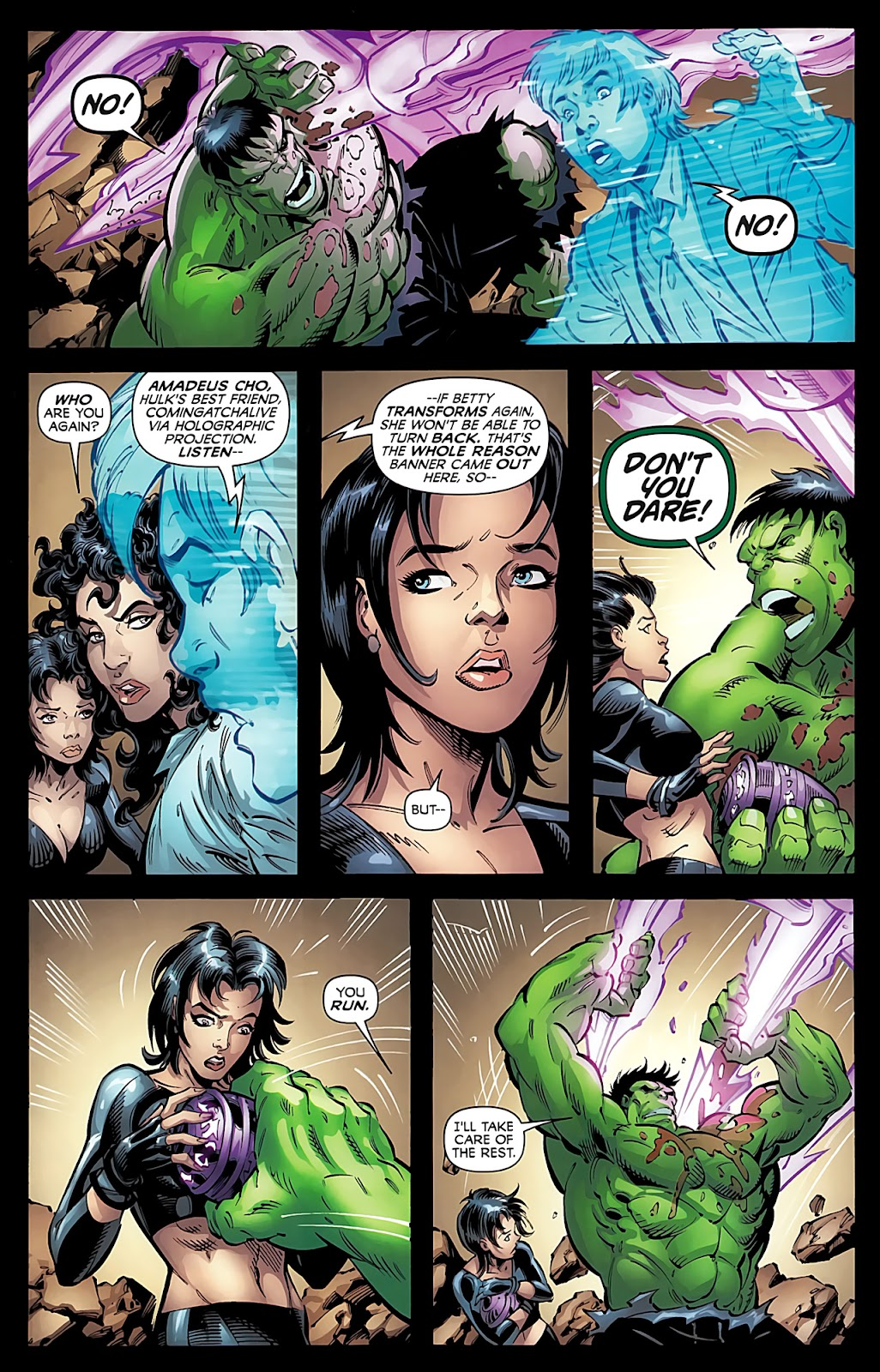 Incredible Hulks (2010) Issue #629 #19 - English 14