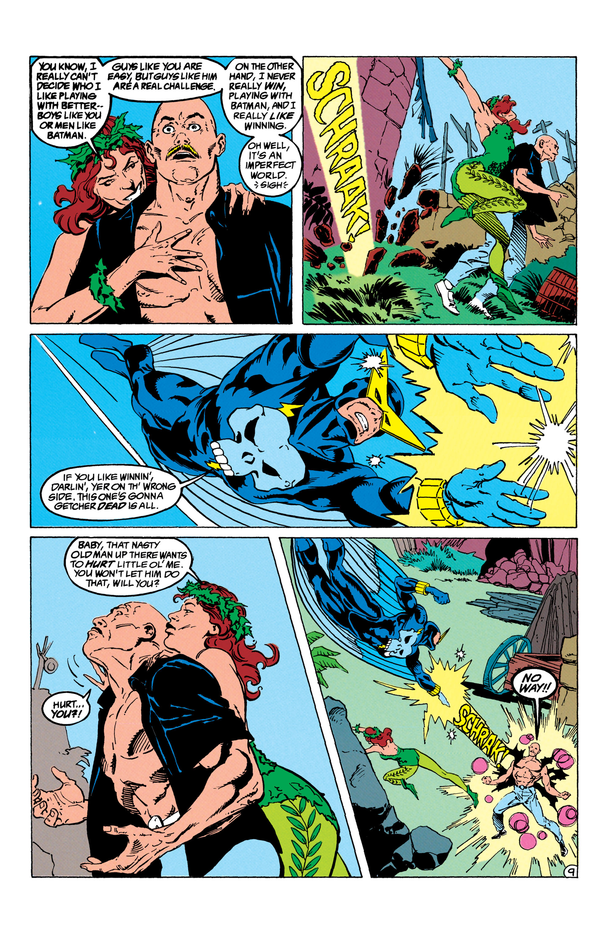 Read online Suicide Squad (1987) comic -  Issue #66 - 10