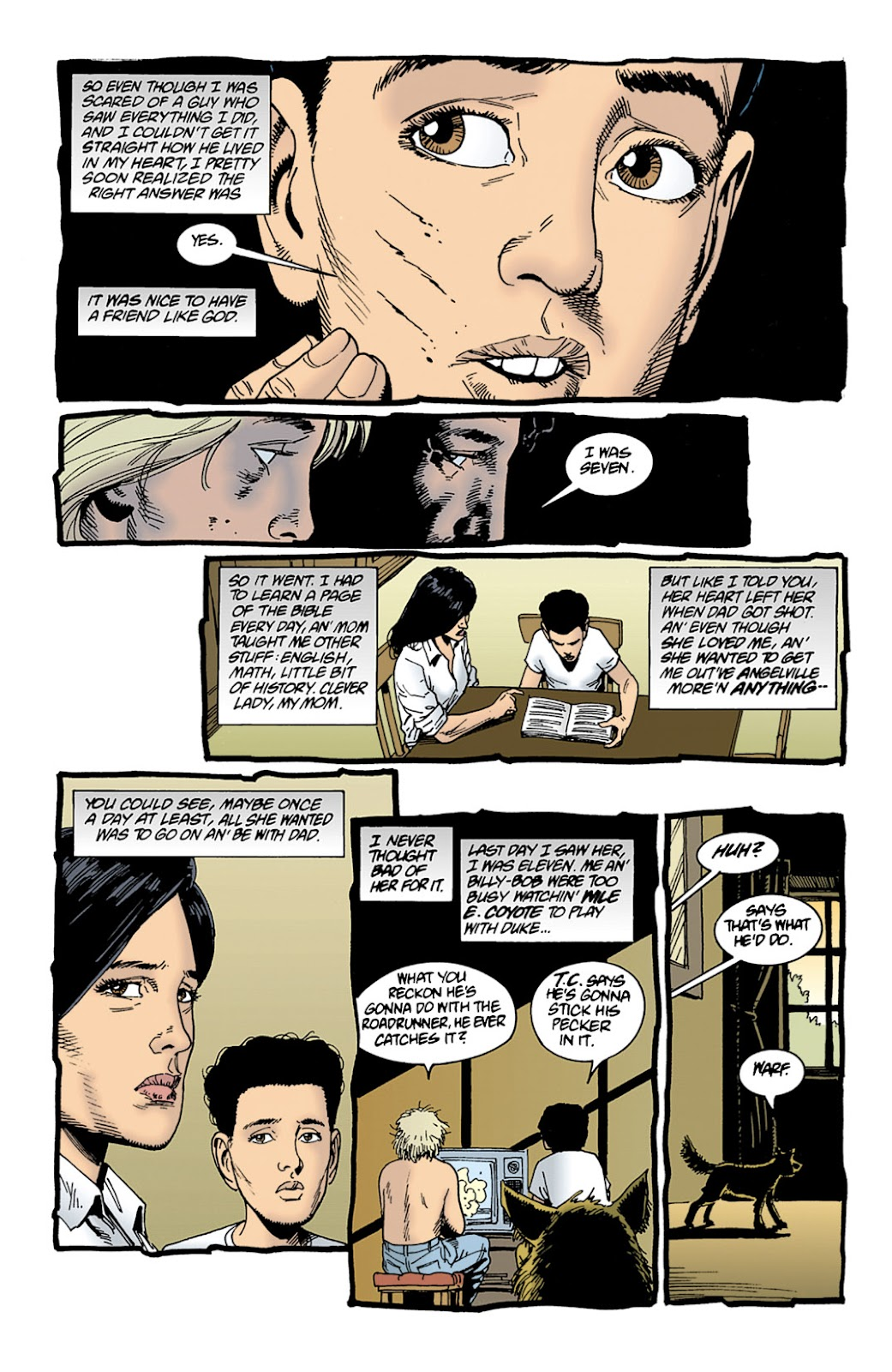 Preacher Issue #9 #18 - English 20