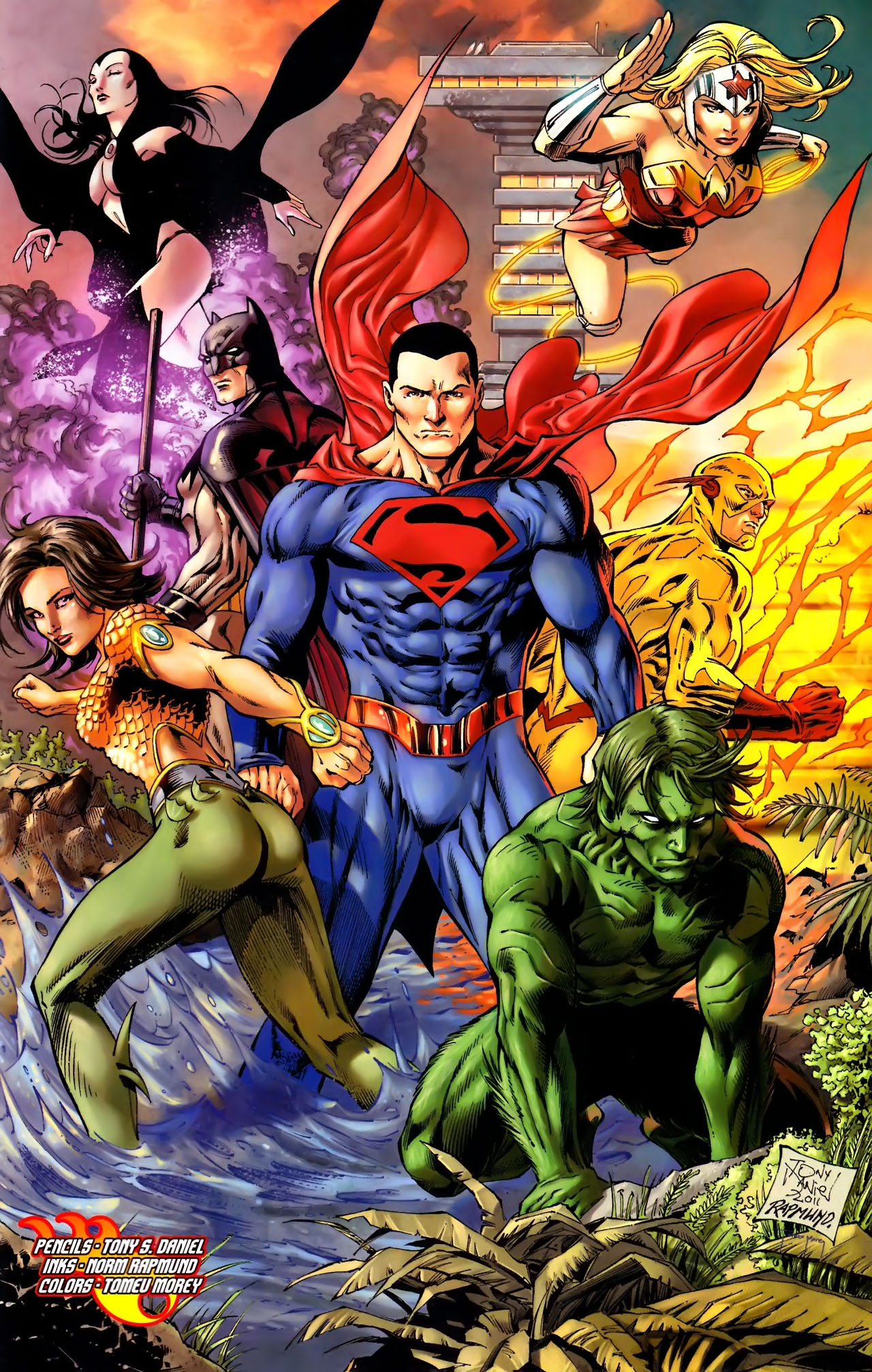 Teen Titans (2003) #100 #110 - English 34