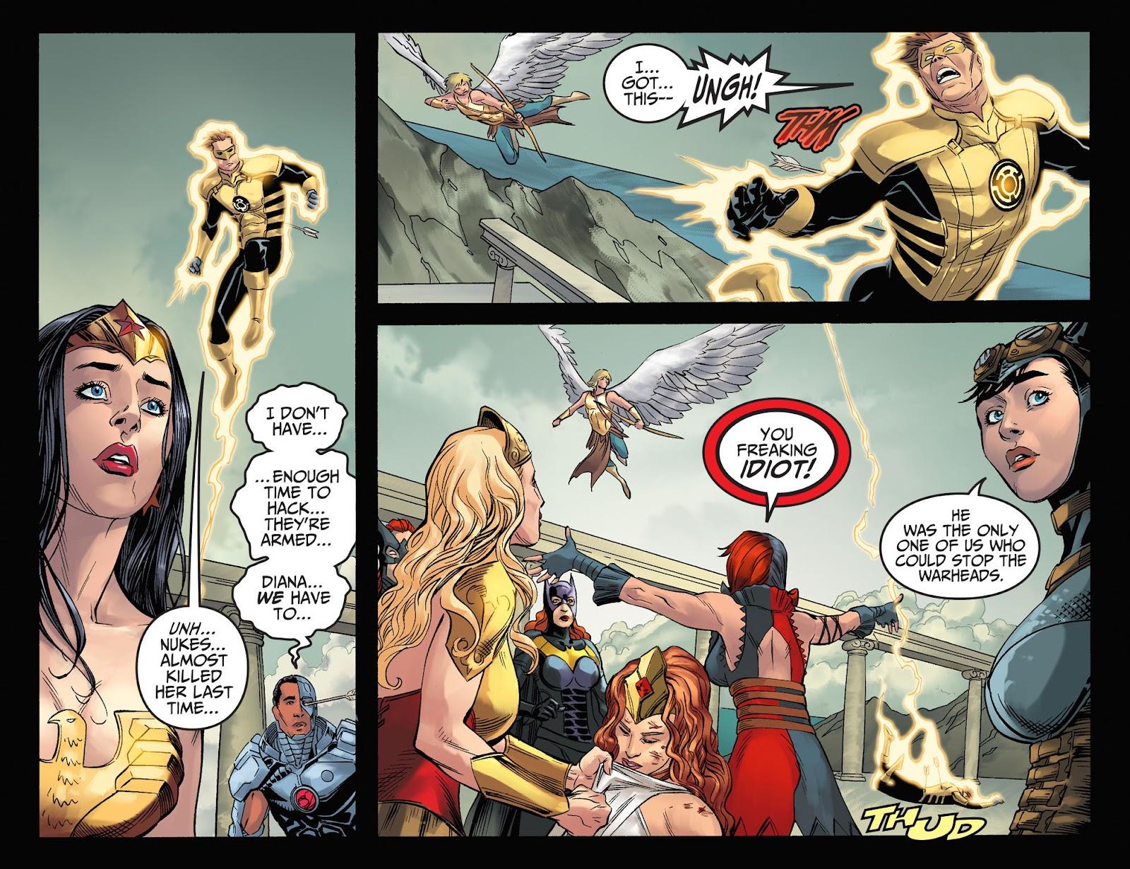 Injustice: Gods Among Us Year Four Issue #23 #24 - English 15