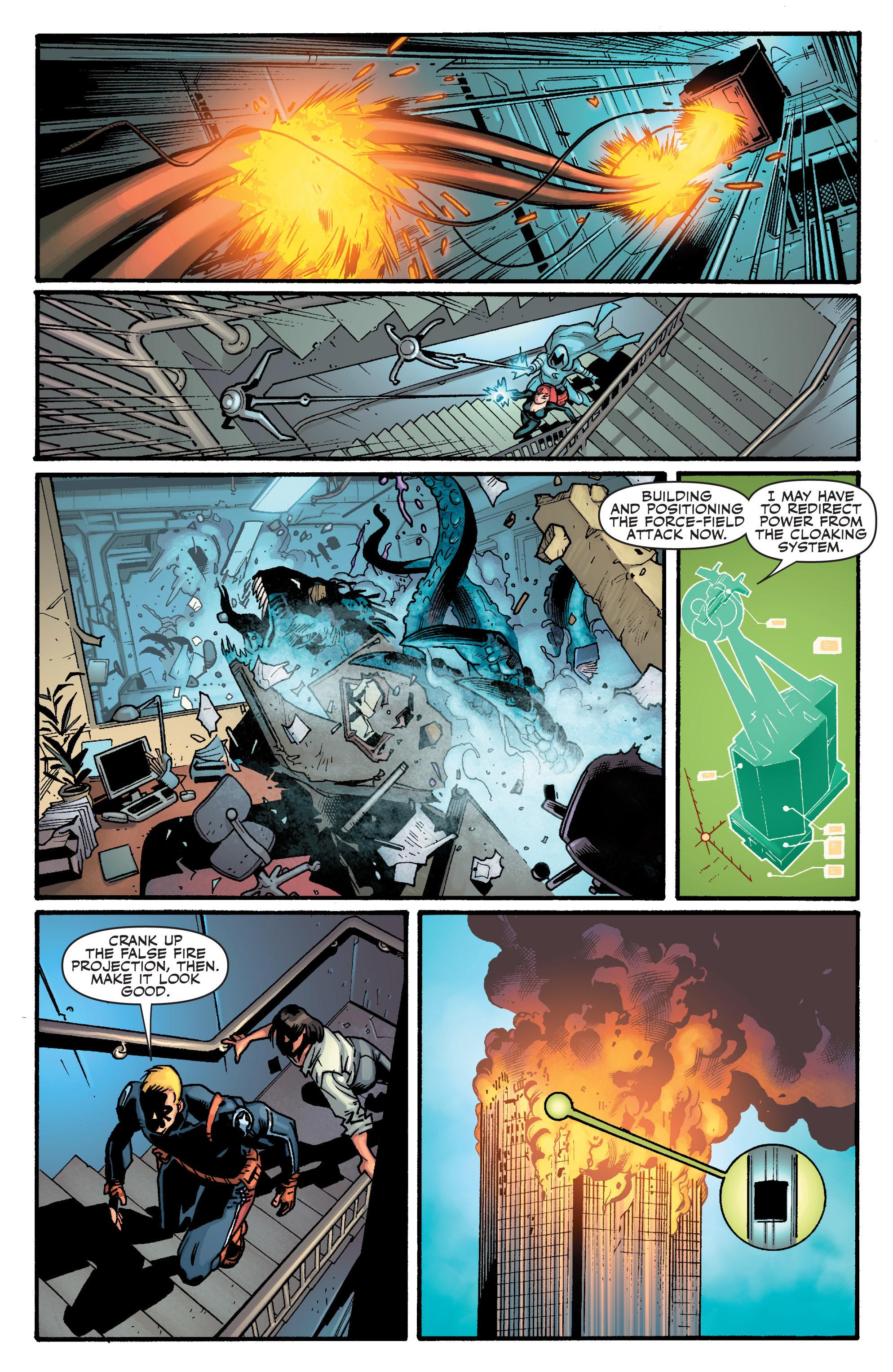 Read online Secret Avengers (2010) comic -  Issue #21 - 18