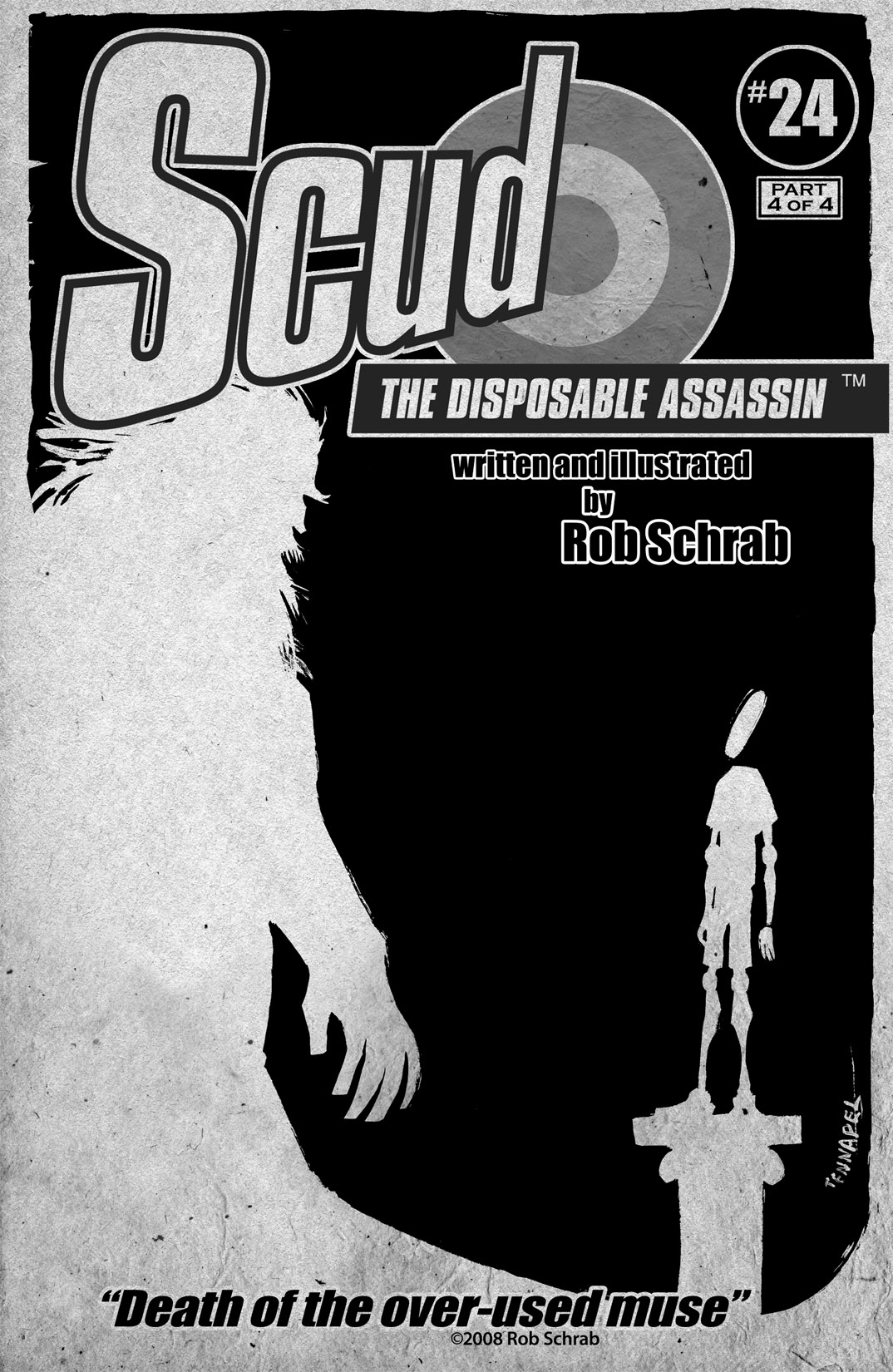 Read online Scud: The Disposable Assassin: The Whole Shebang comic -  Issue # TPB (Part 4) - 108