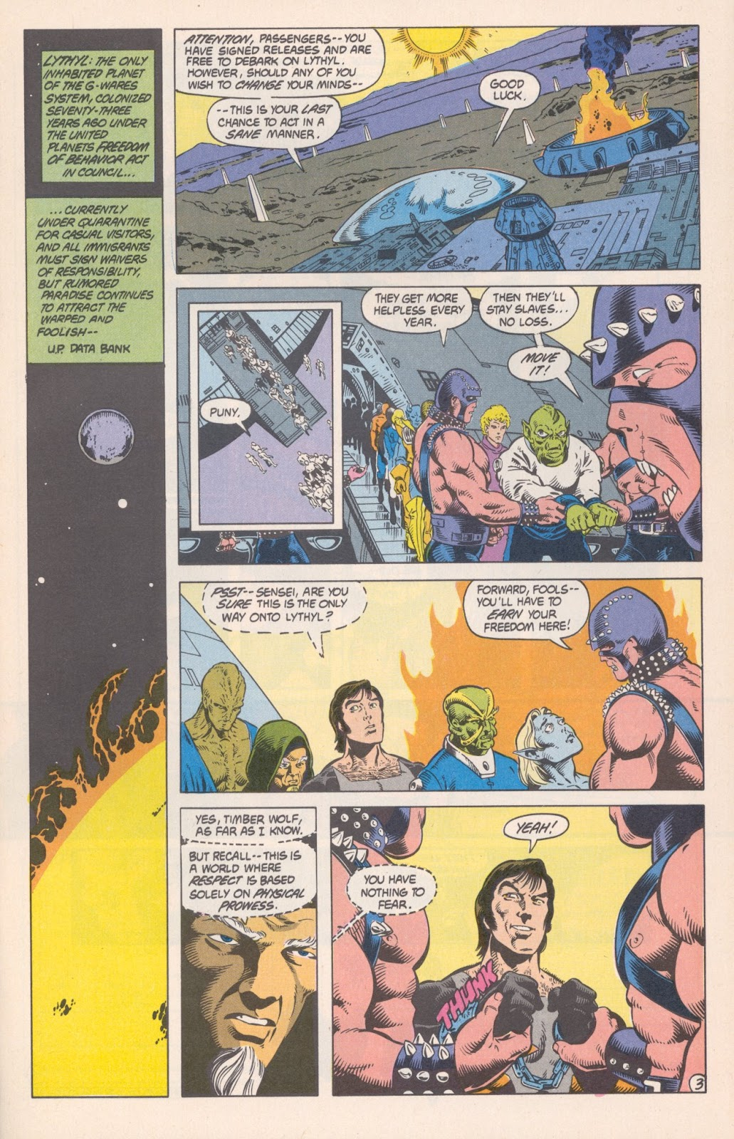 Tales of the Legion Issue #338 #25 - English 4