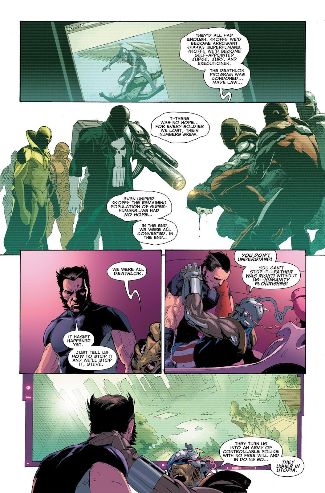 Uncanny X-Force (2010) Issue #6 #7 - English 21